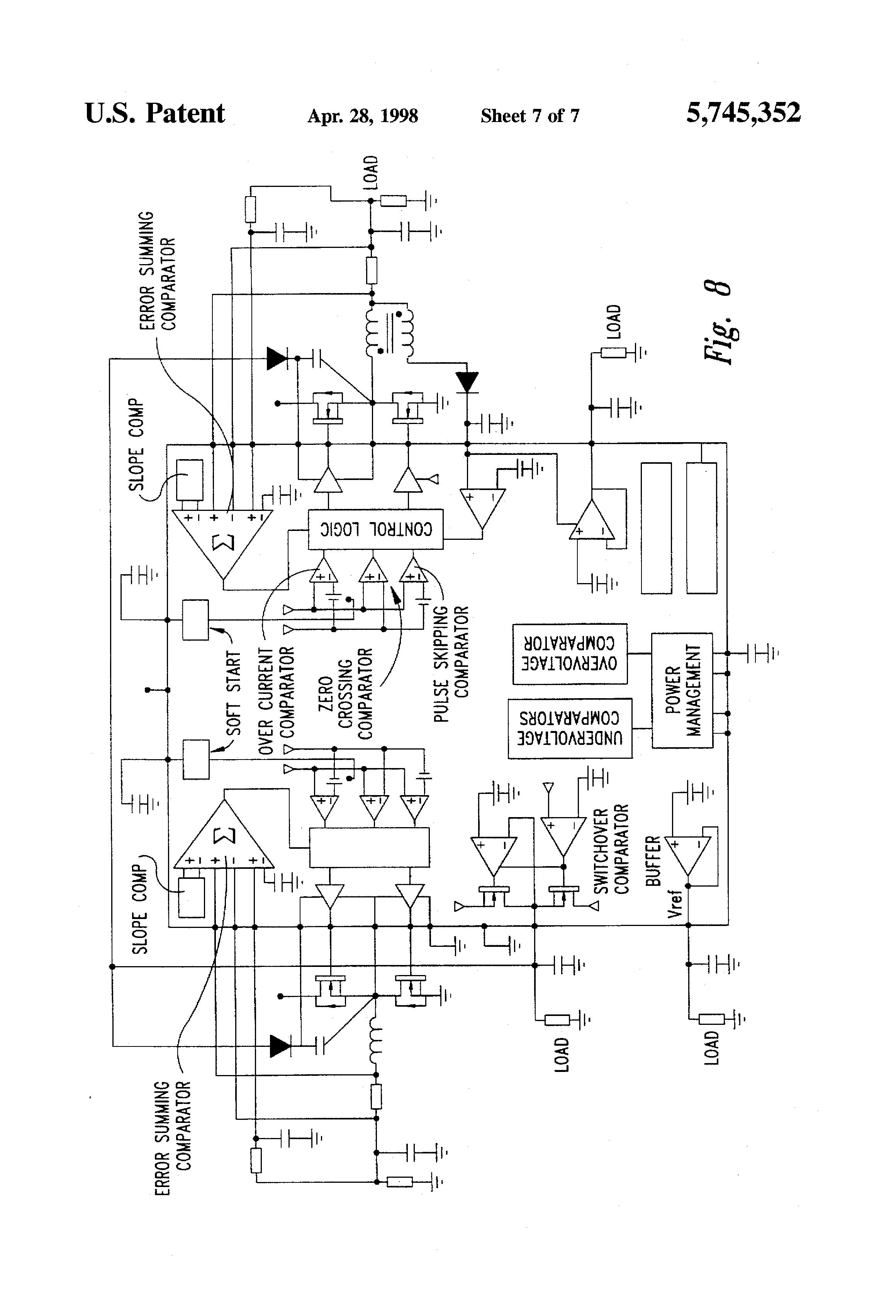 patent us5745352