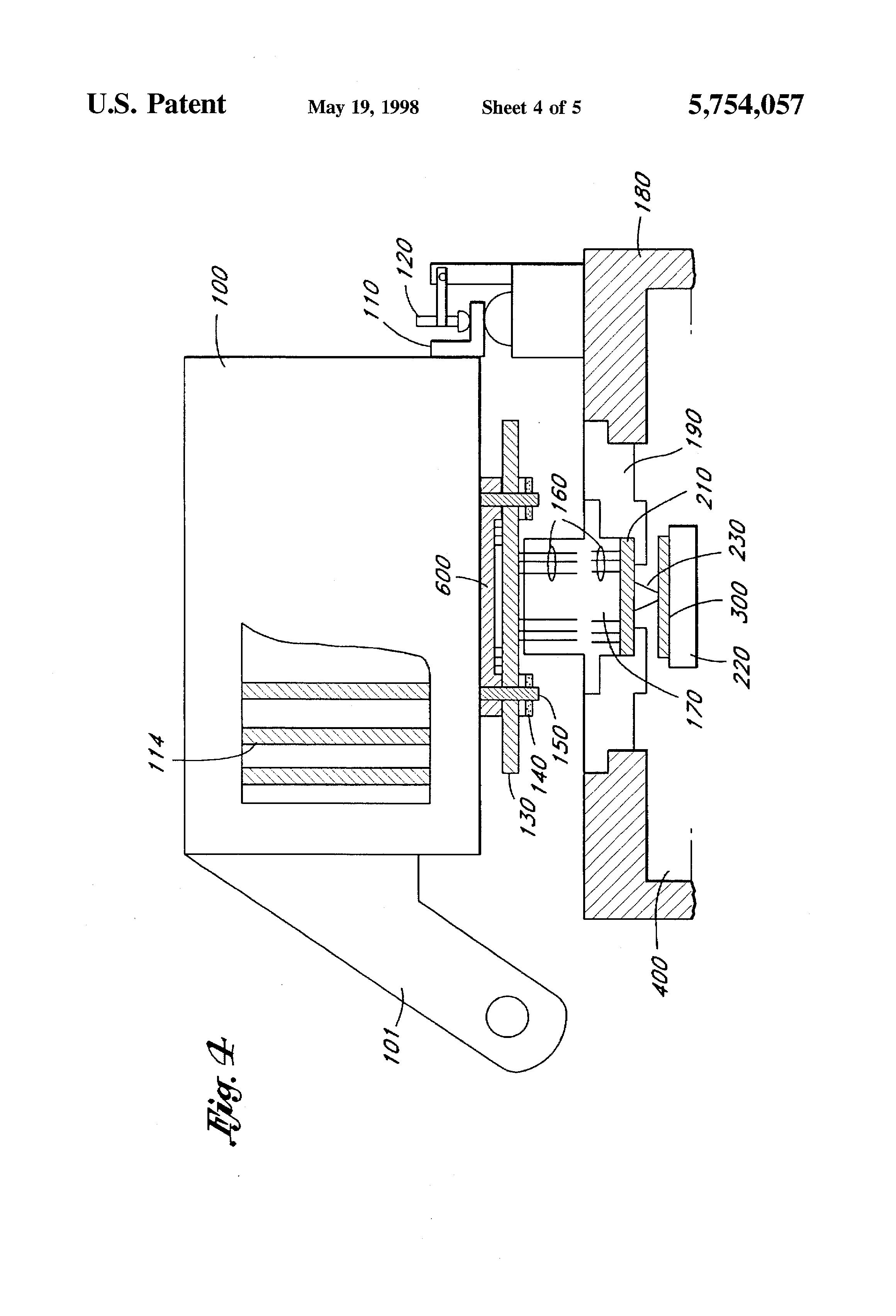 patent us5754057