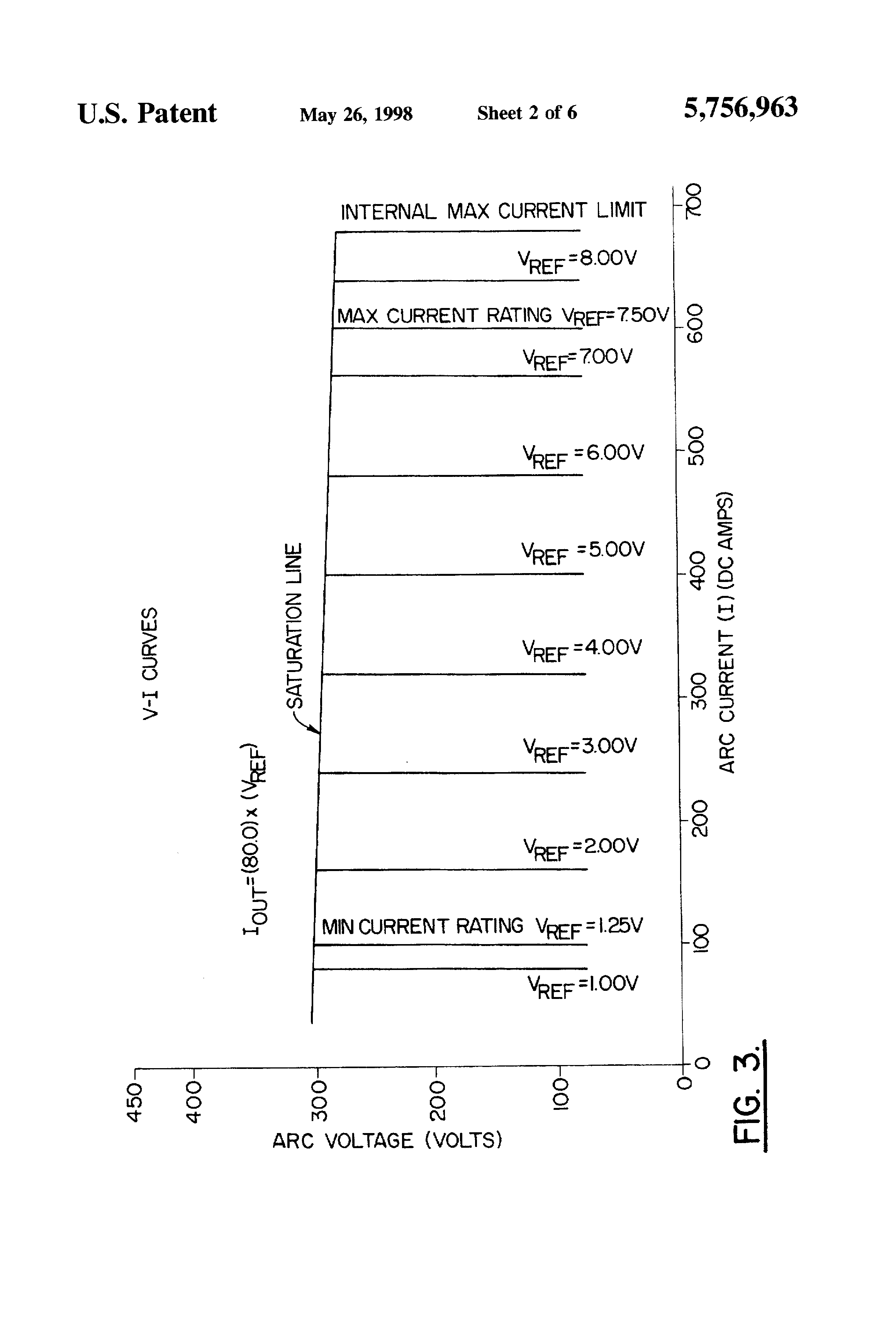 Patent US5756963 - Saturation sensing power source and ... on