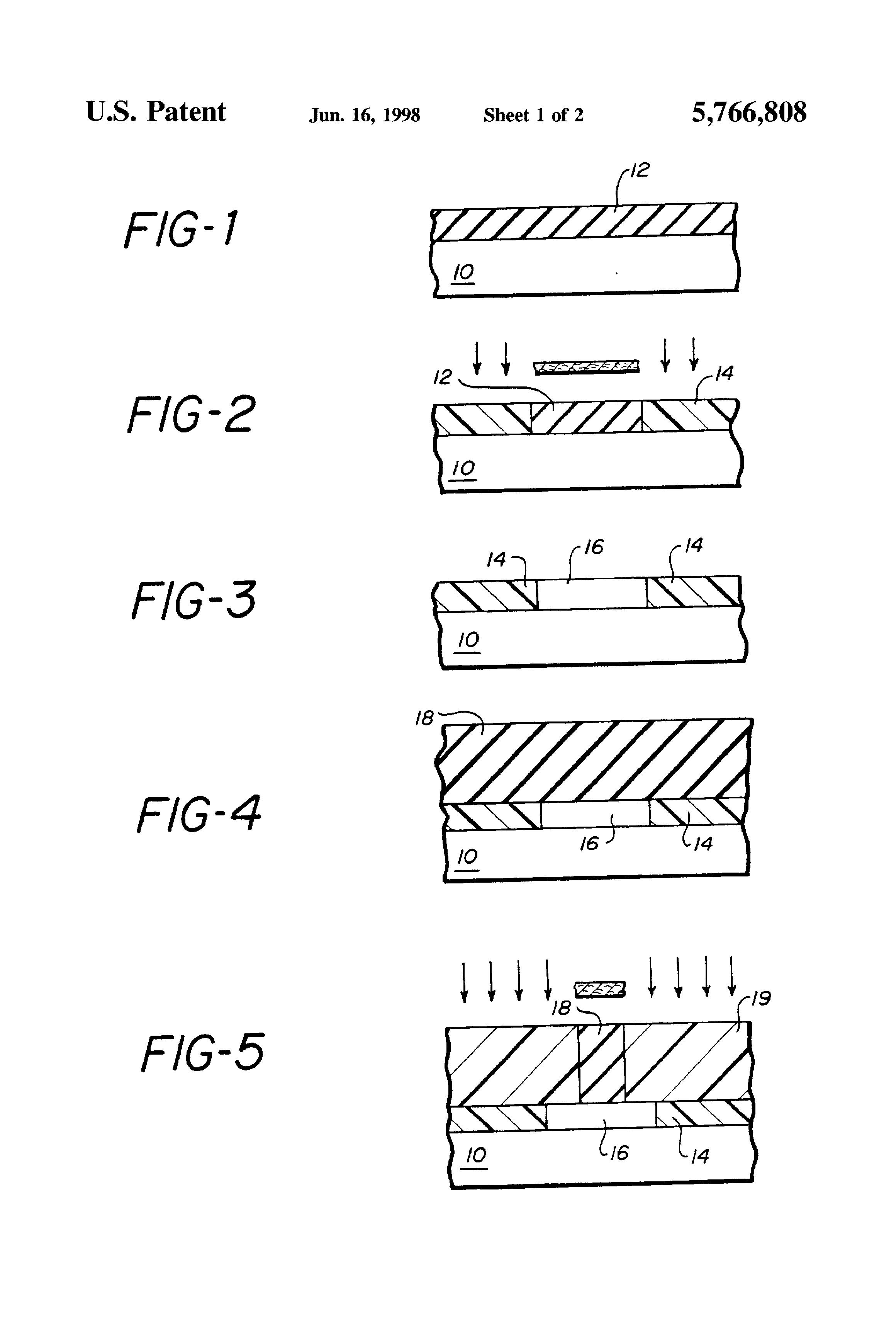patent us5766808