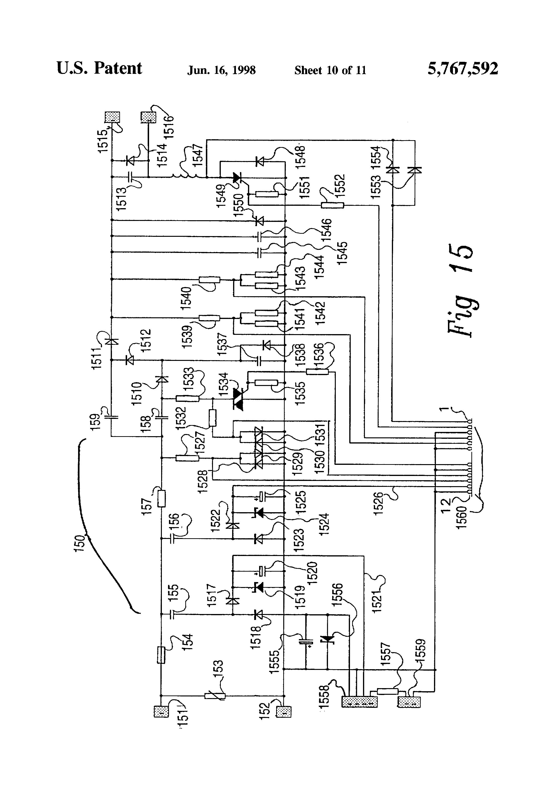 patent us5767592