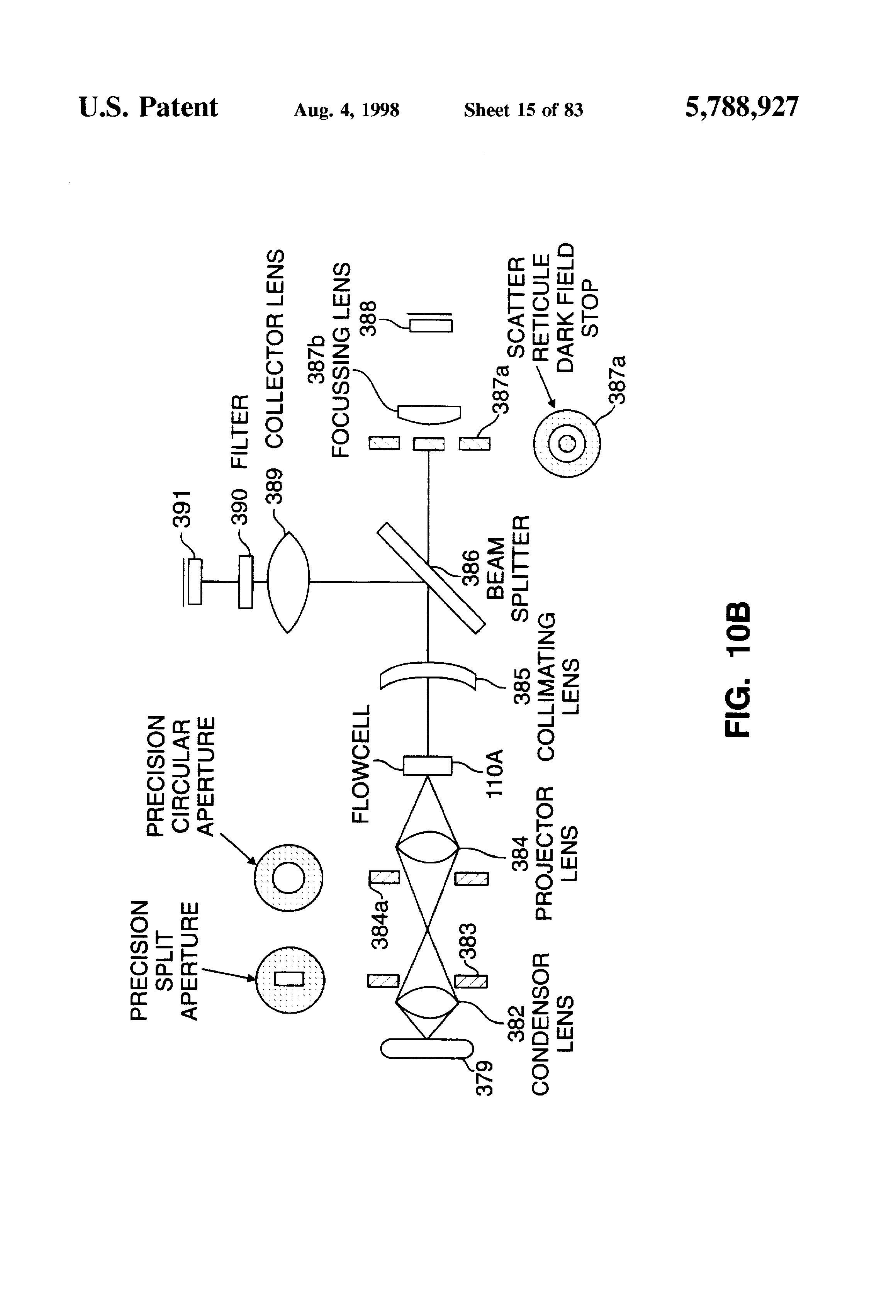 Patent Us5788927 Unified Fluid Circuit Assembly For A Clinical Lmd18200 Sensing And Controlling Motor Current Diagram Drawing