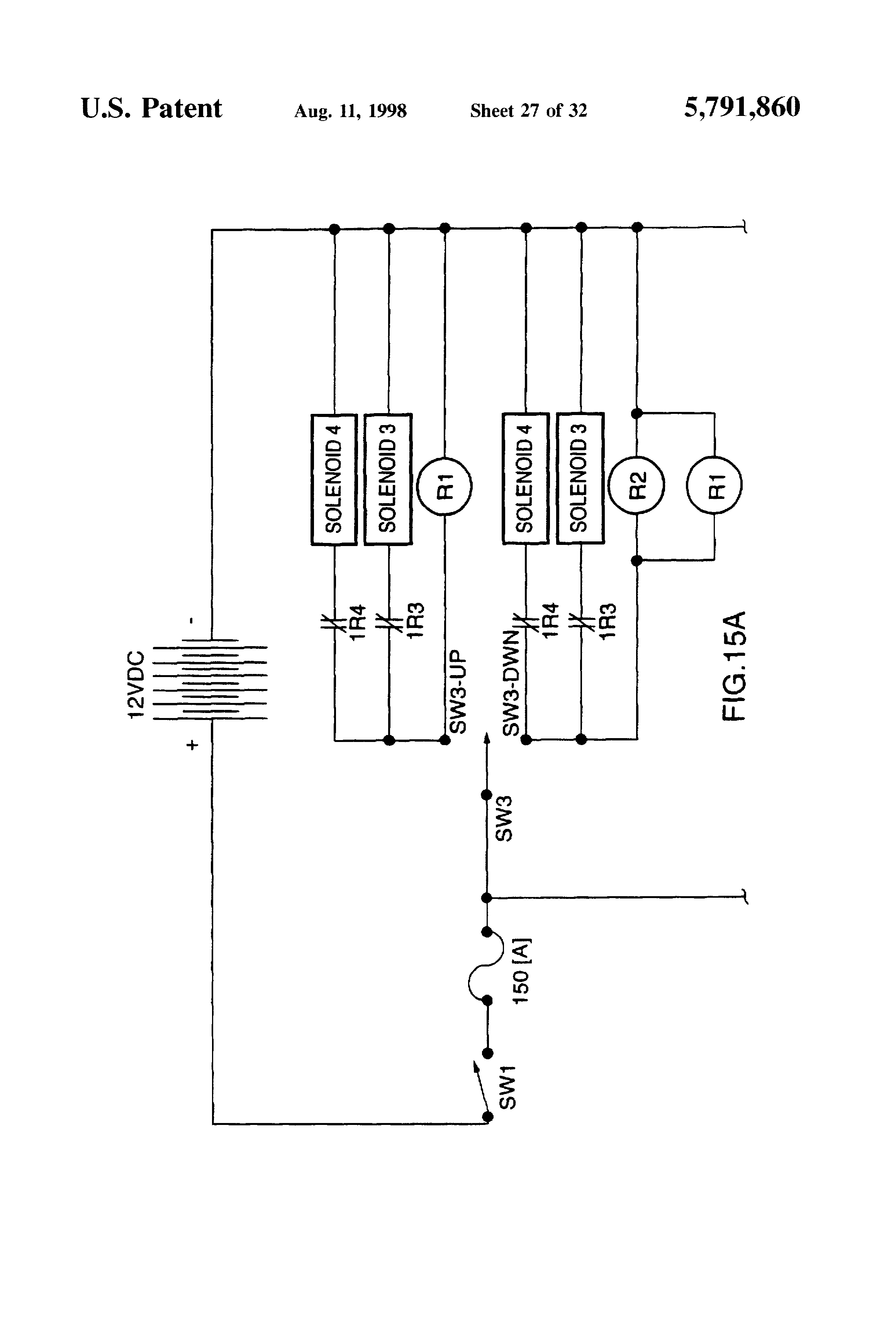 Maxon Valve Wiring Diagram Lift Schematic All About 280253 Patent Us Hydraulic Platform For A Truck Tailgate Drawing