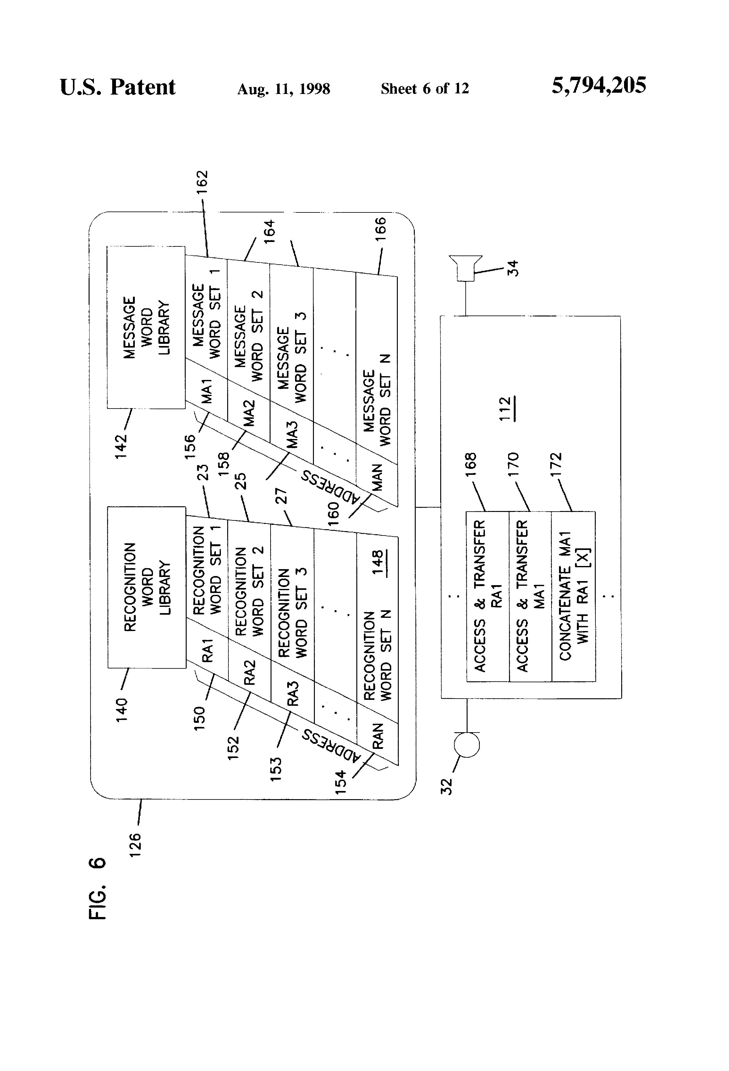 patent us5794205
