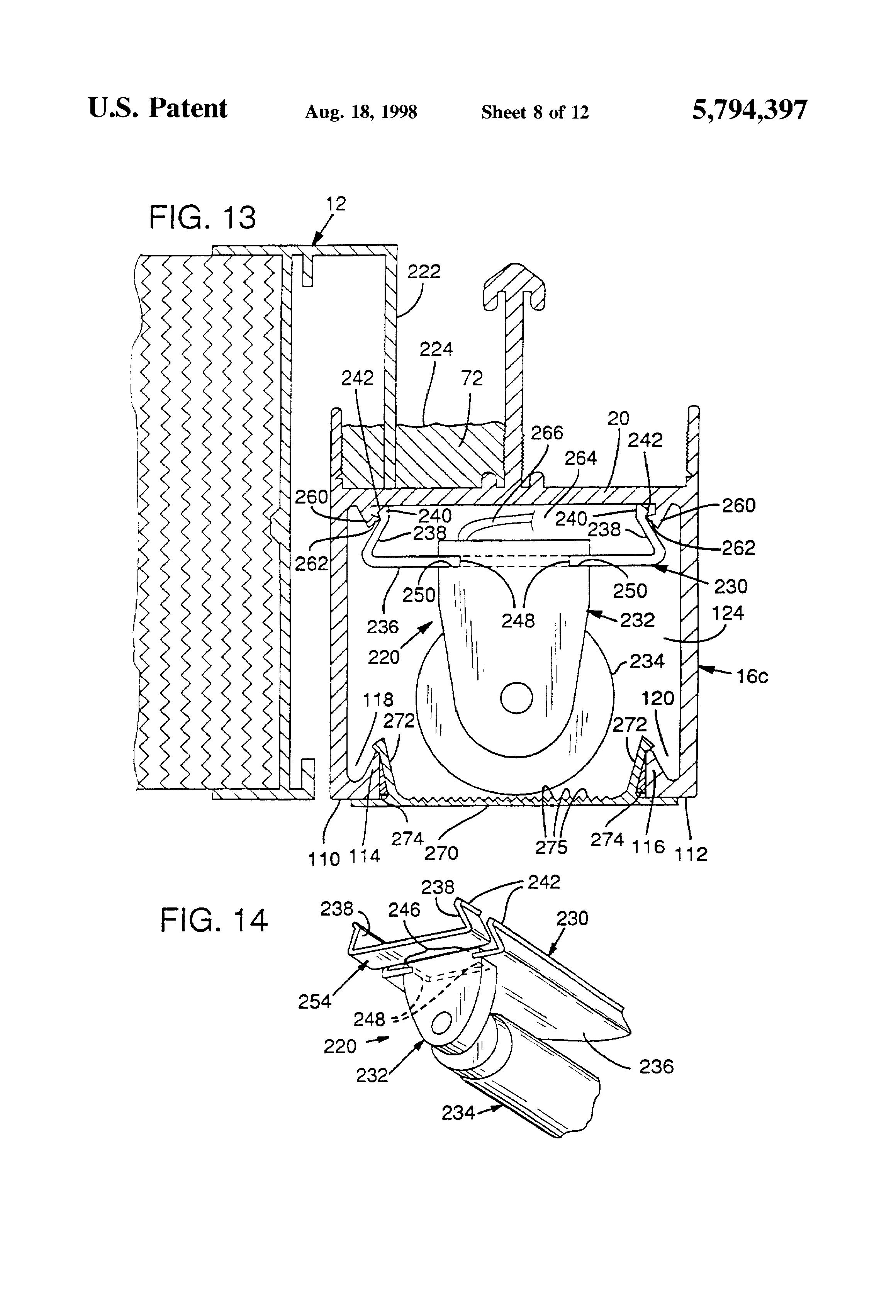 patent us5794397