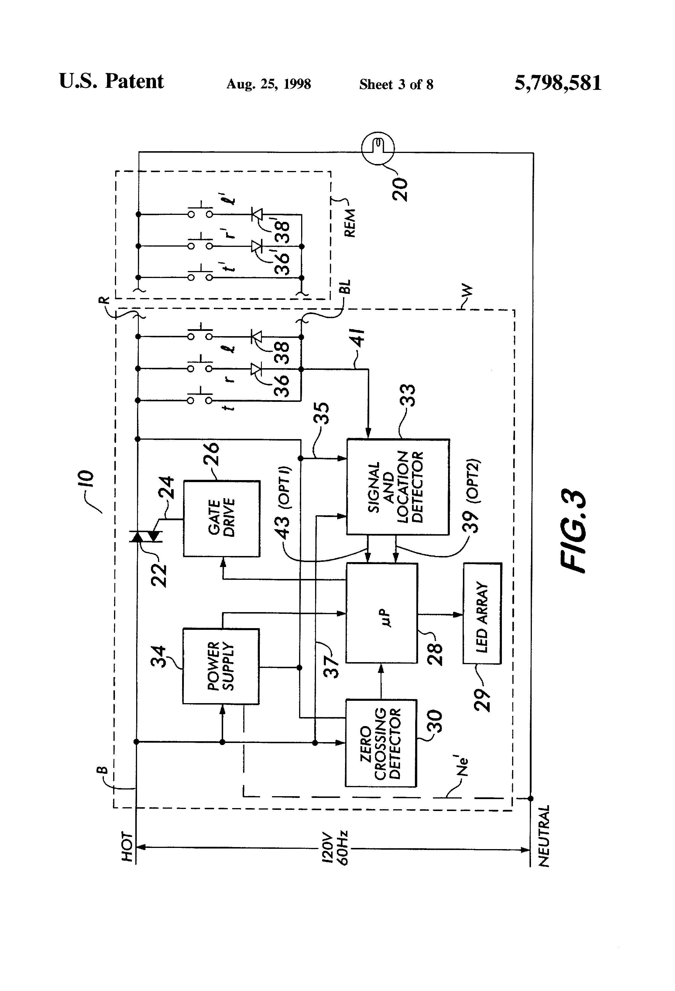 patent us5798581