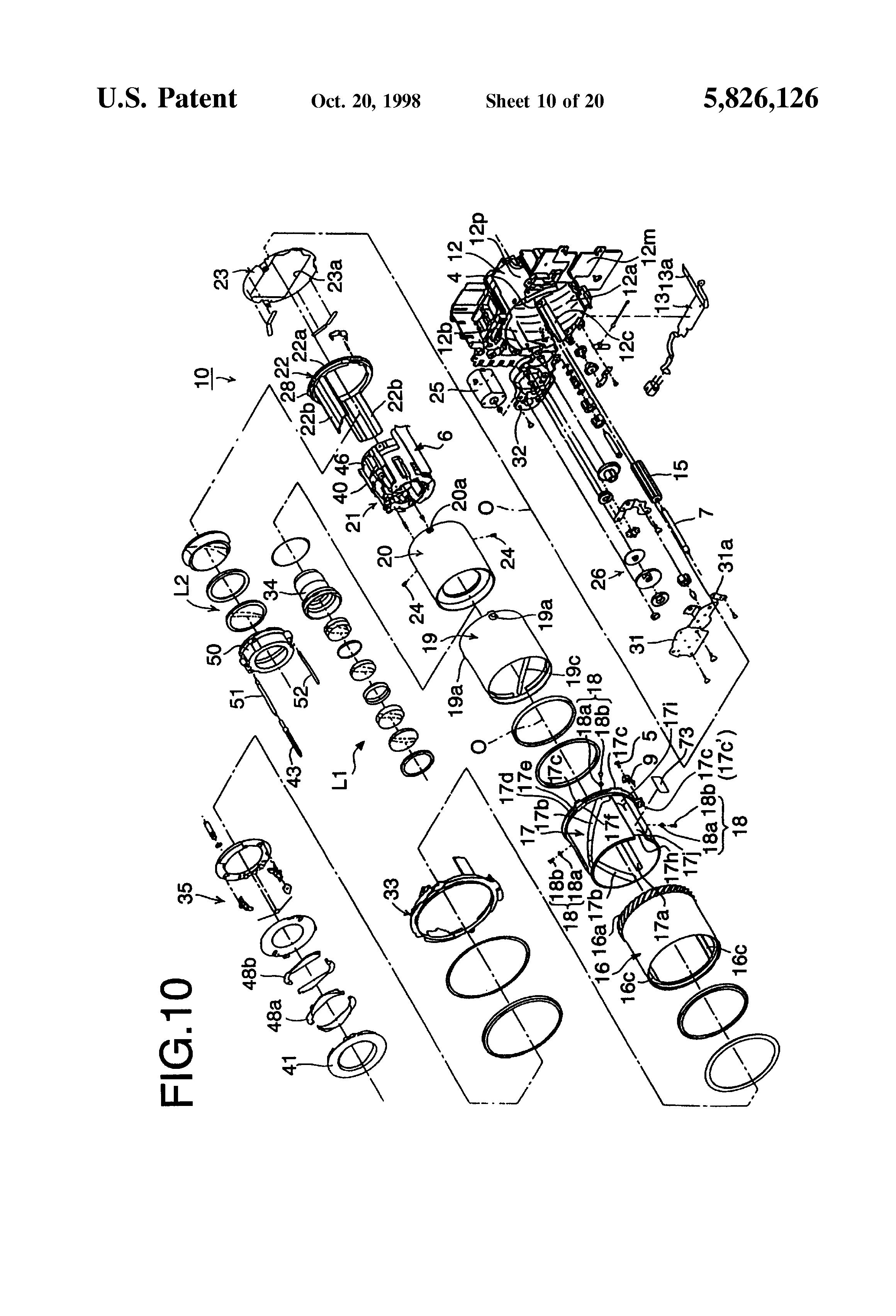 patent us5826126