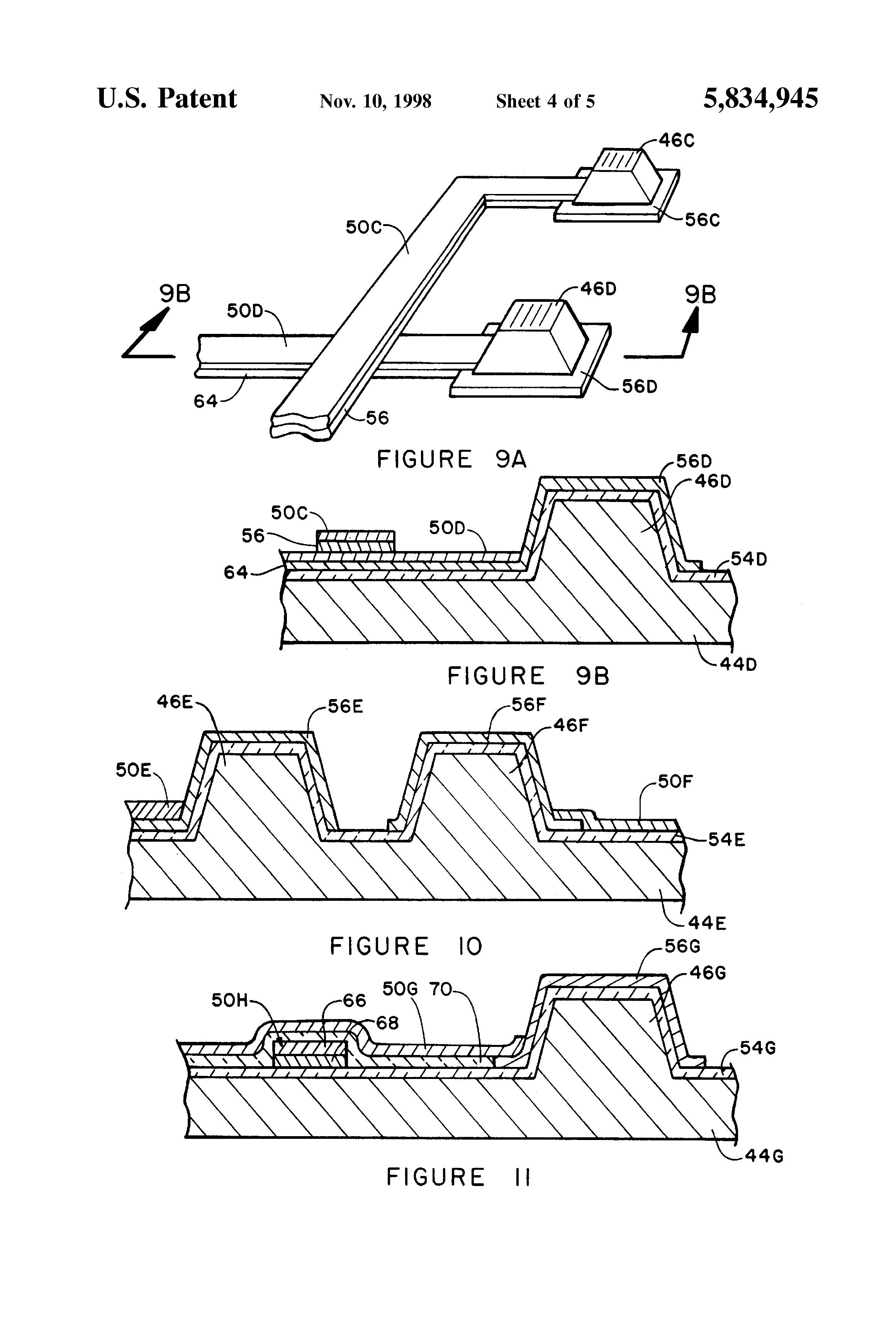 patent us5834945