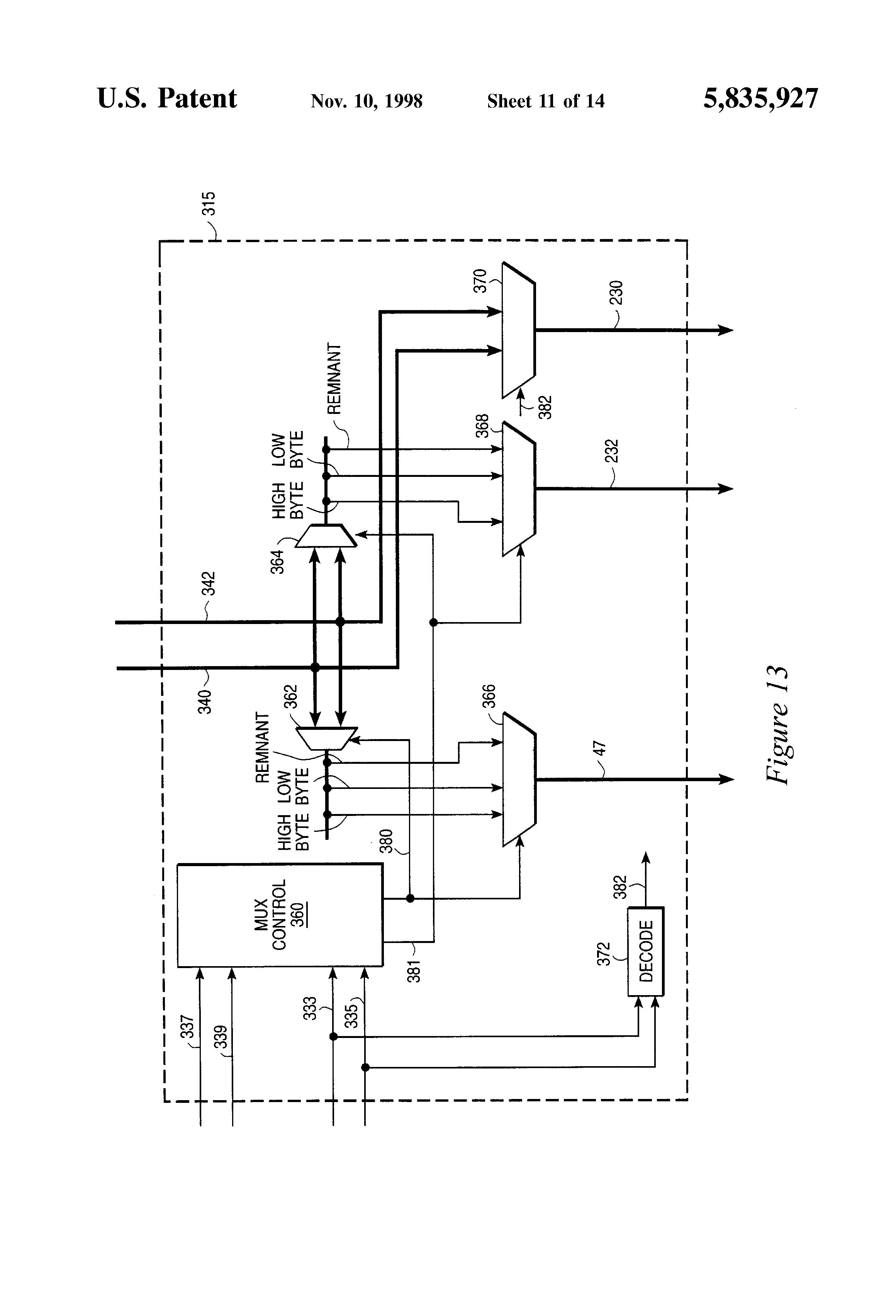 patent us5835927