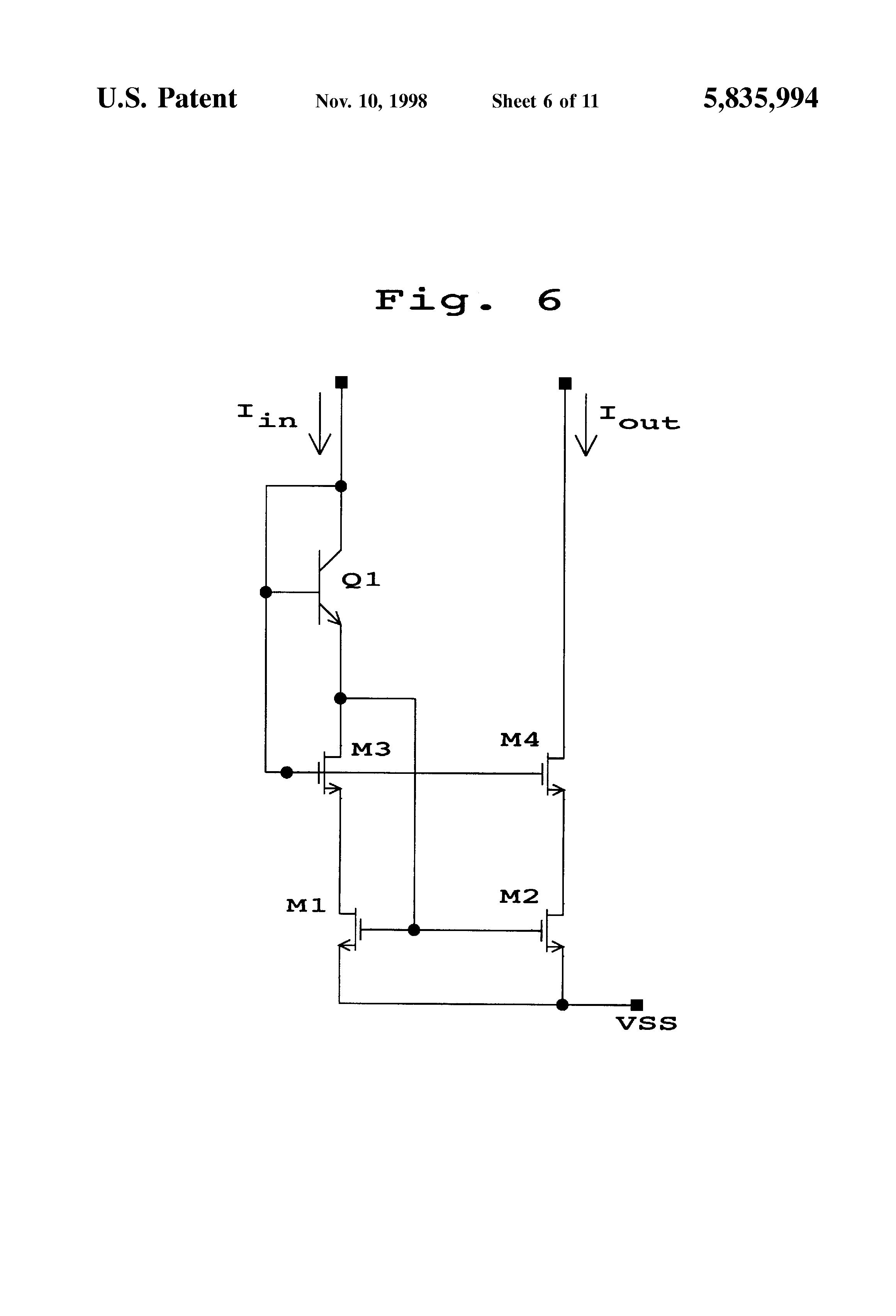 patent us5835994