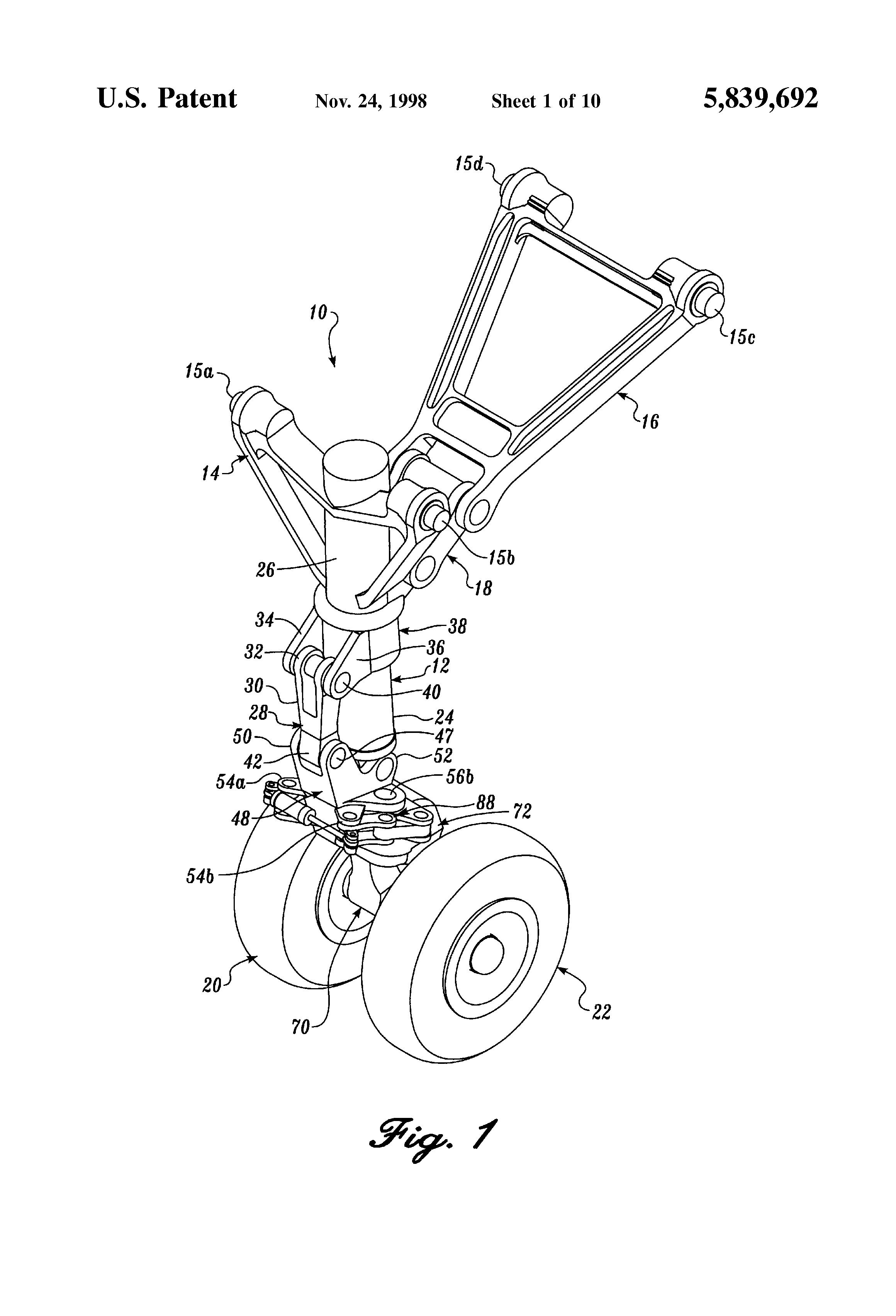 patent us5839692