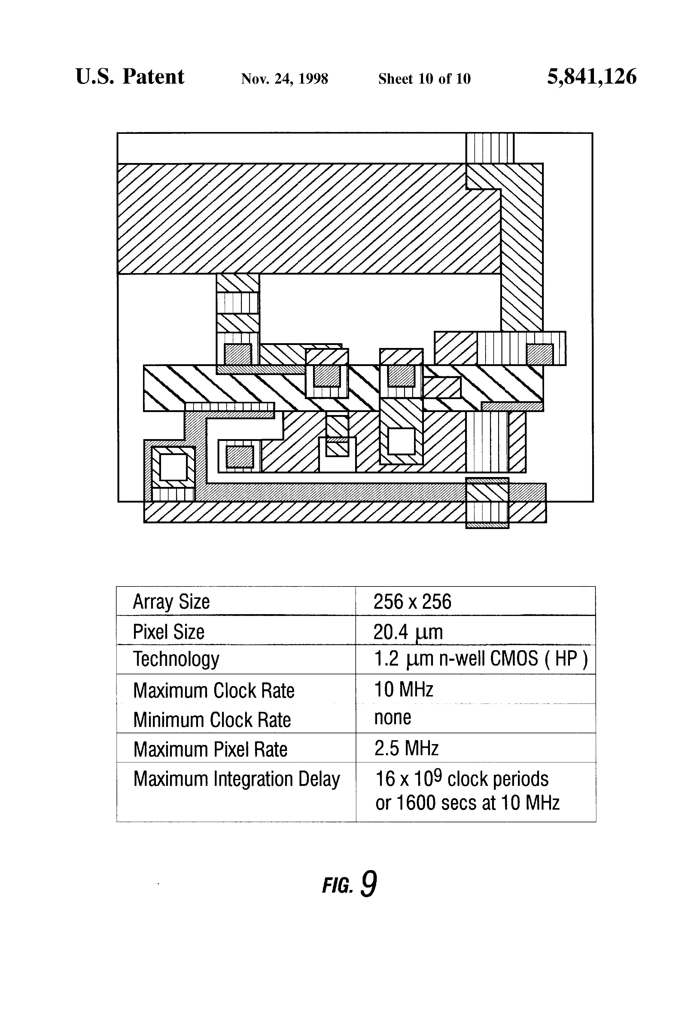 patent us5841126