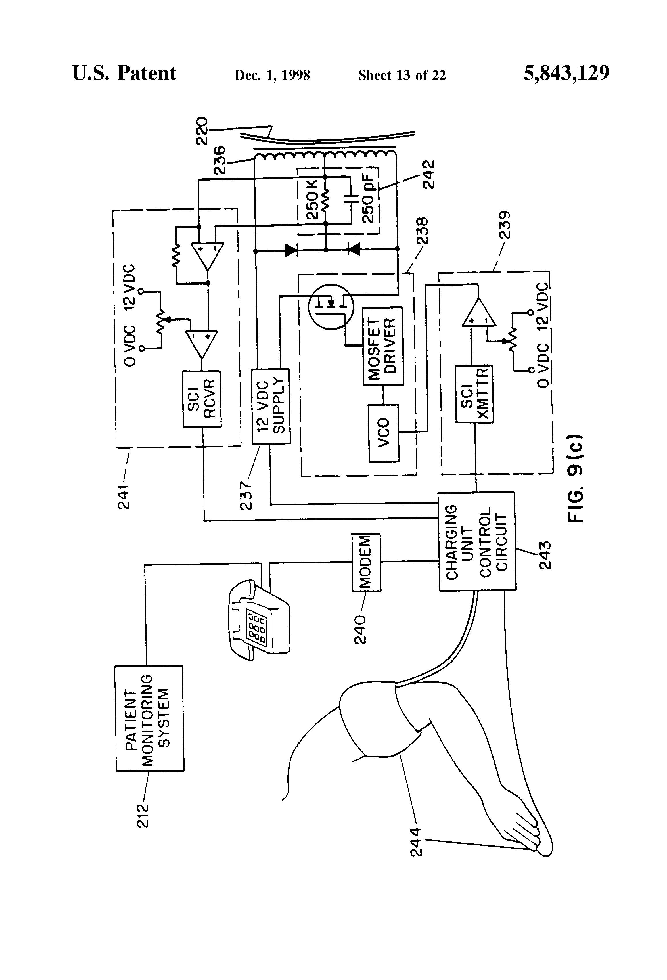 patent us5843129