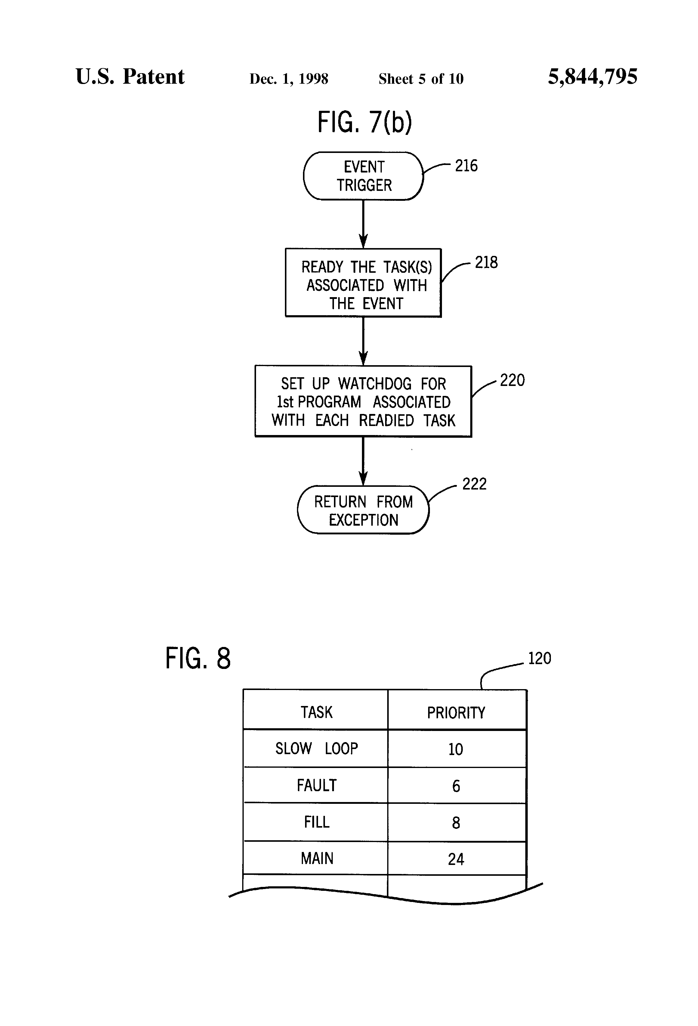 Patent Us5844795 Diagnostic Aid For Industrial Controller Using Wiring Diagram Fig 1 7 Is Similar To A Single Line Block Drawing