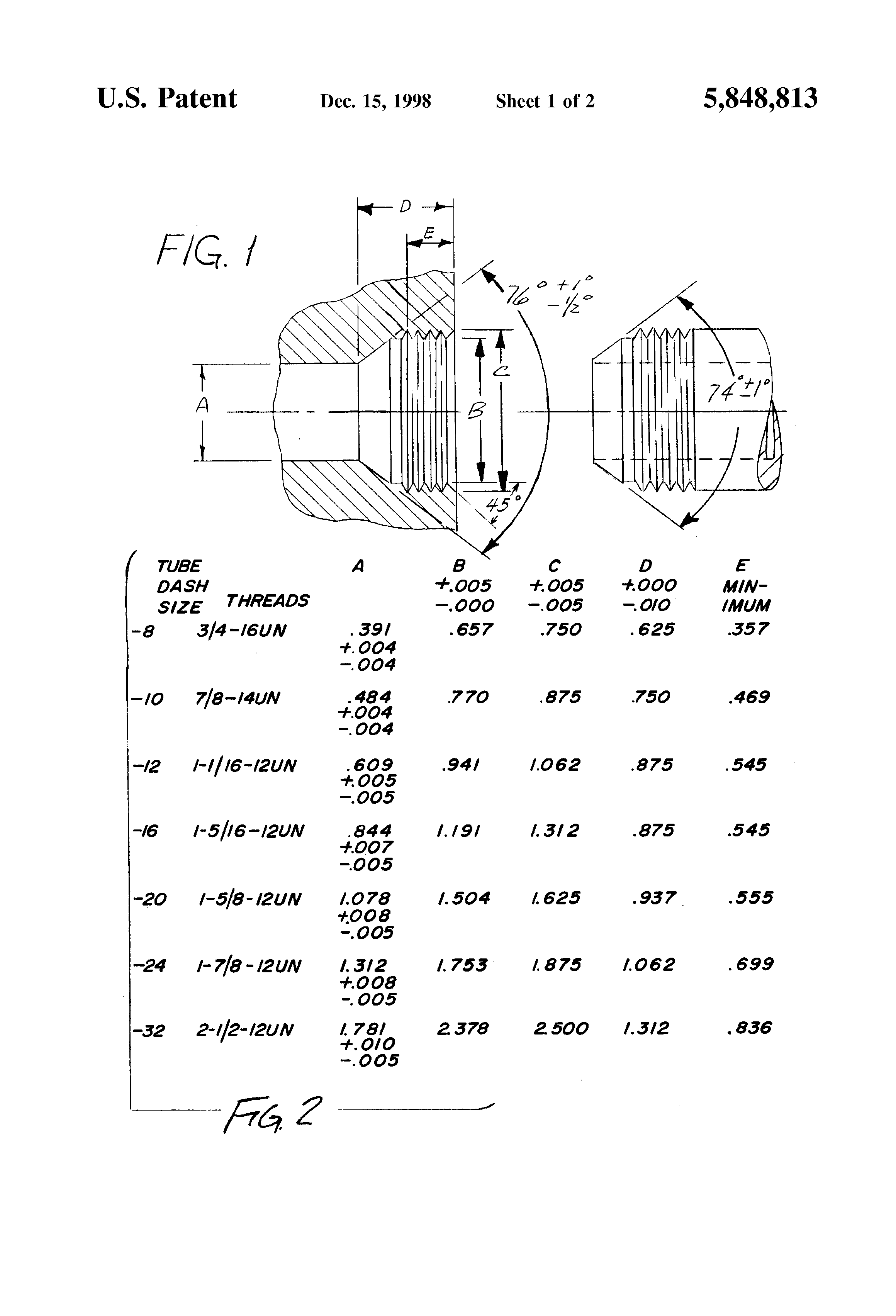 Port assignments