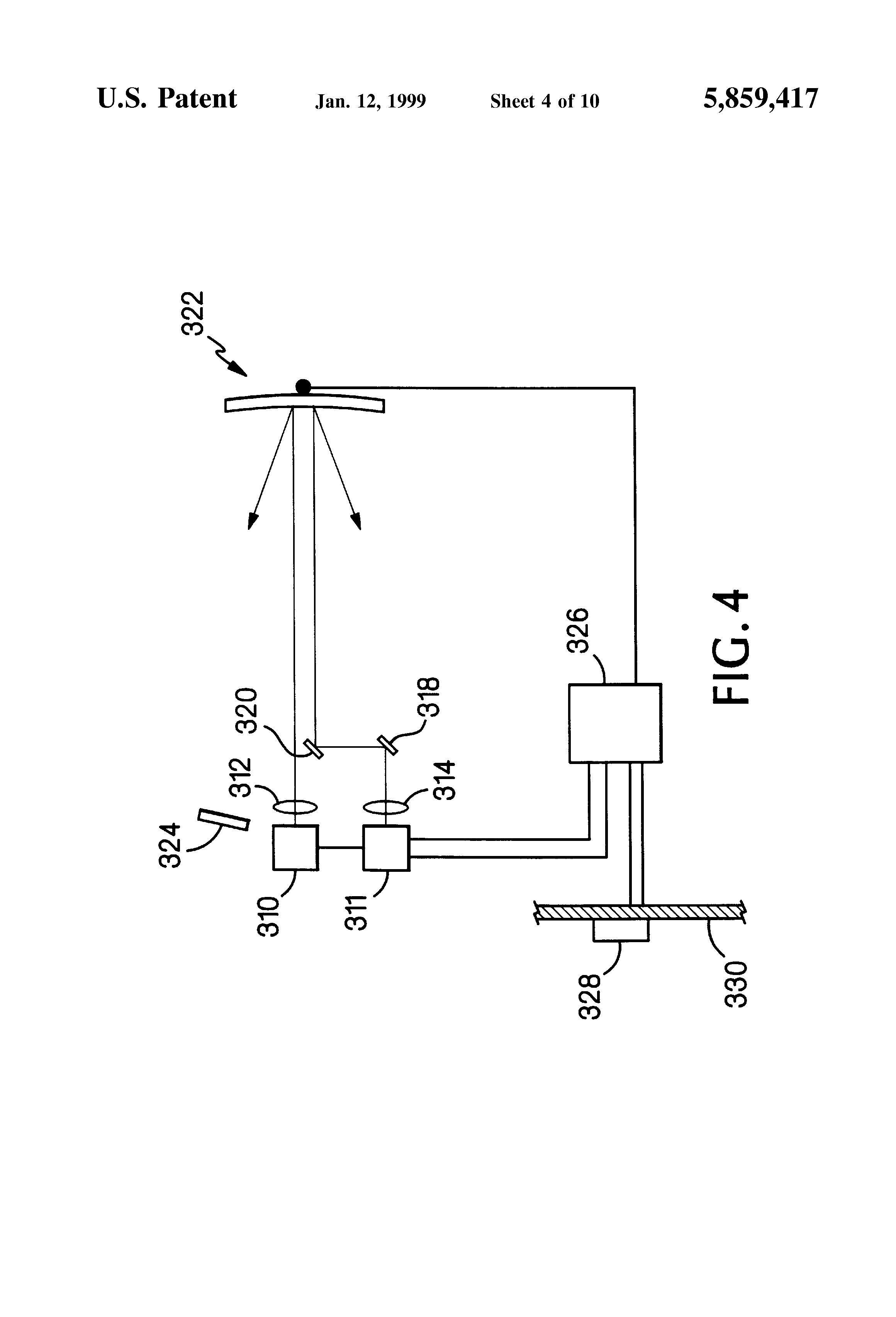 patent us5859417