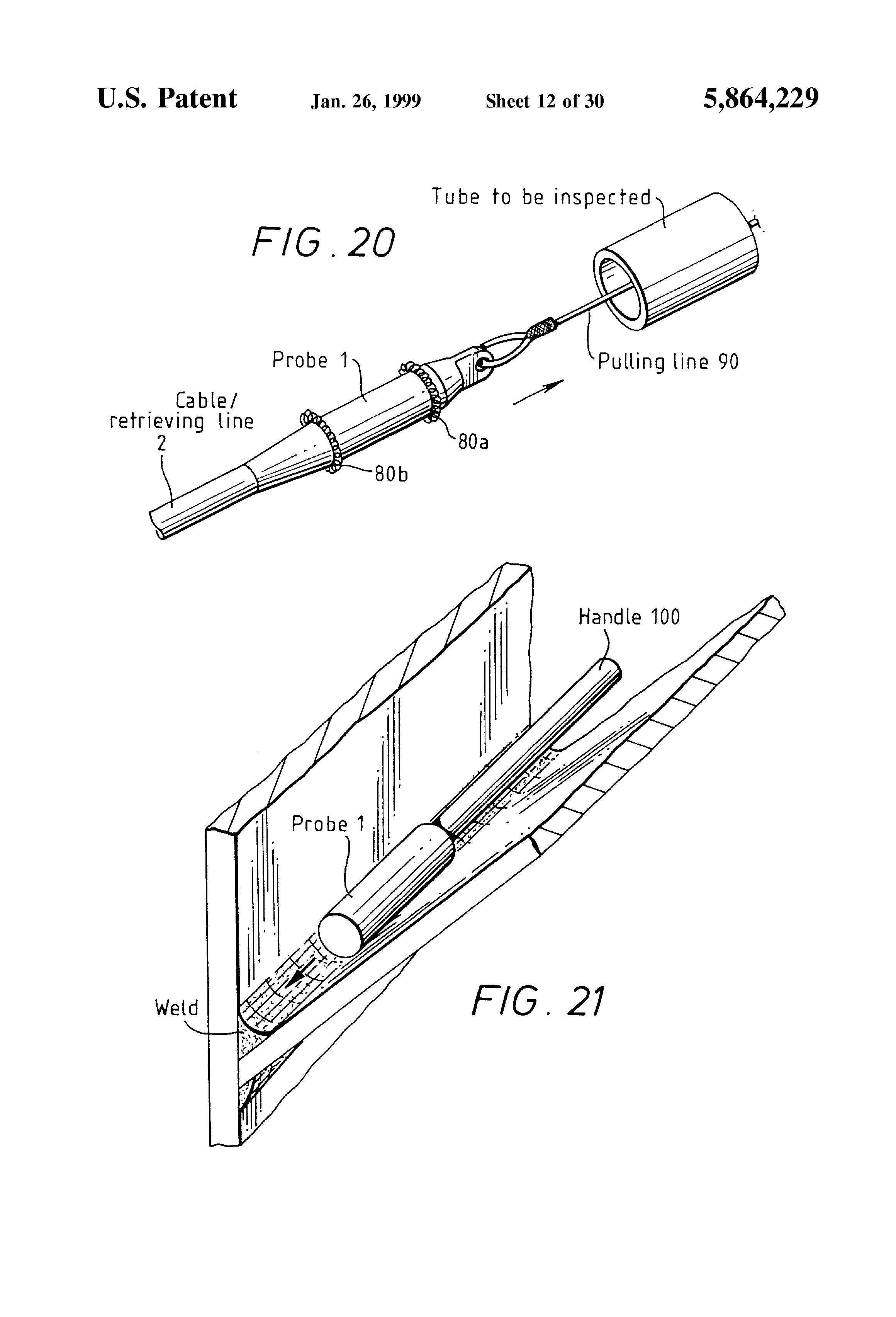 patent us5864229