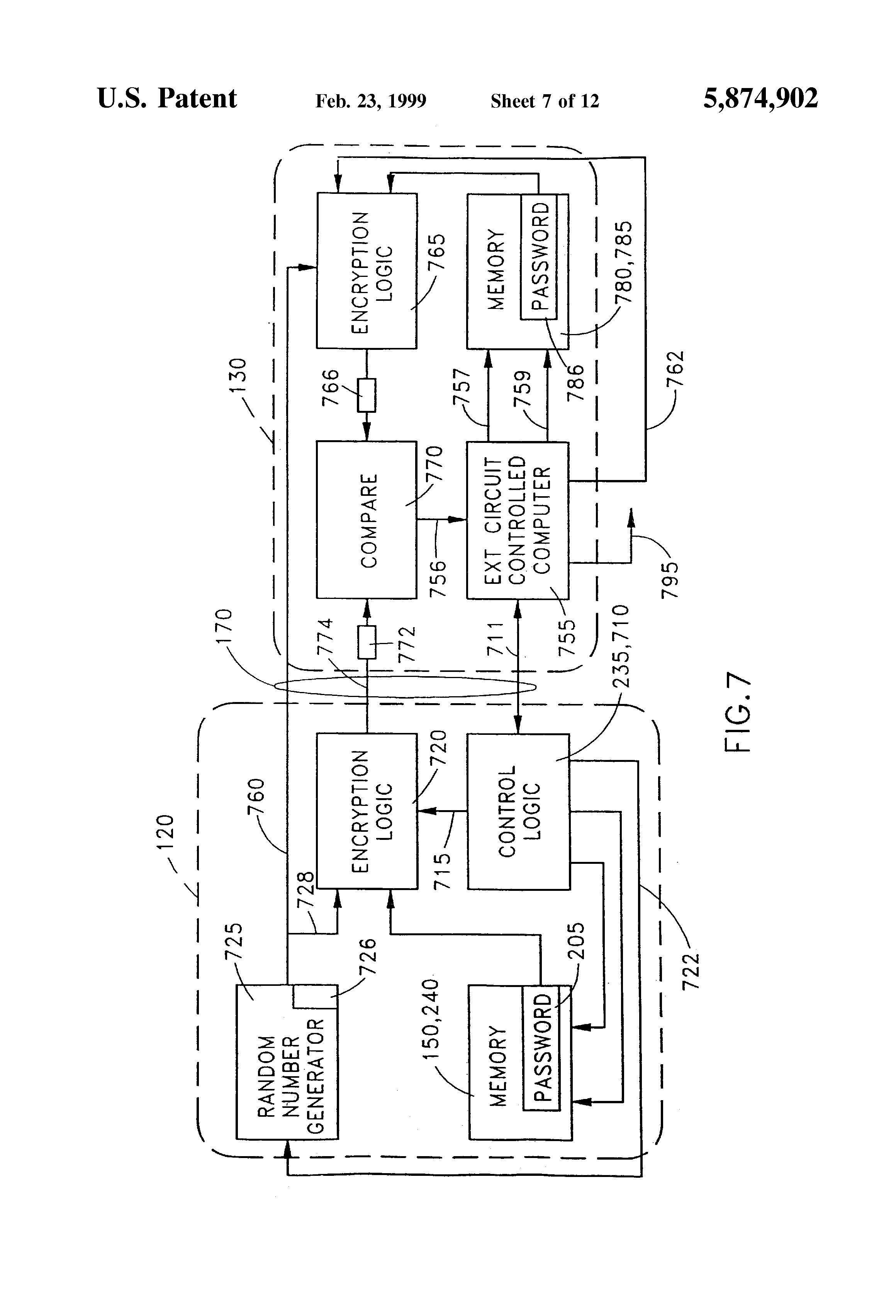 patente us5874902