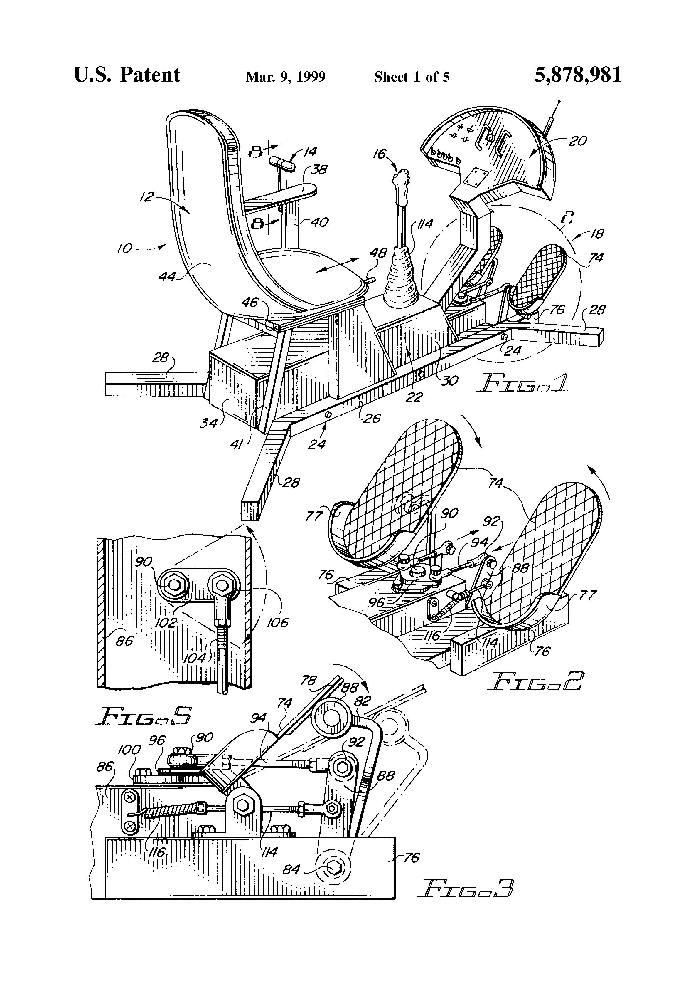 patent us5878981