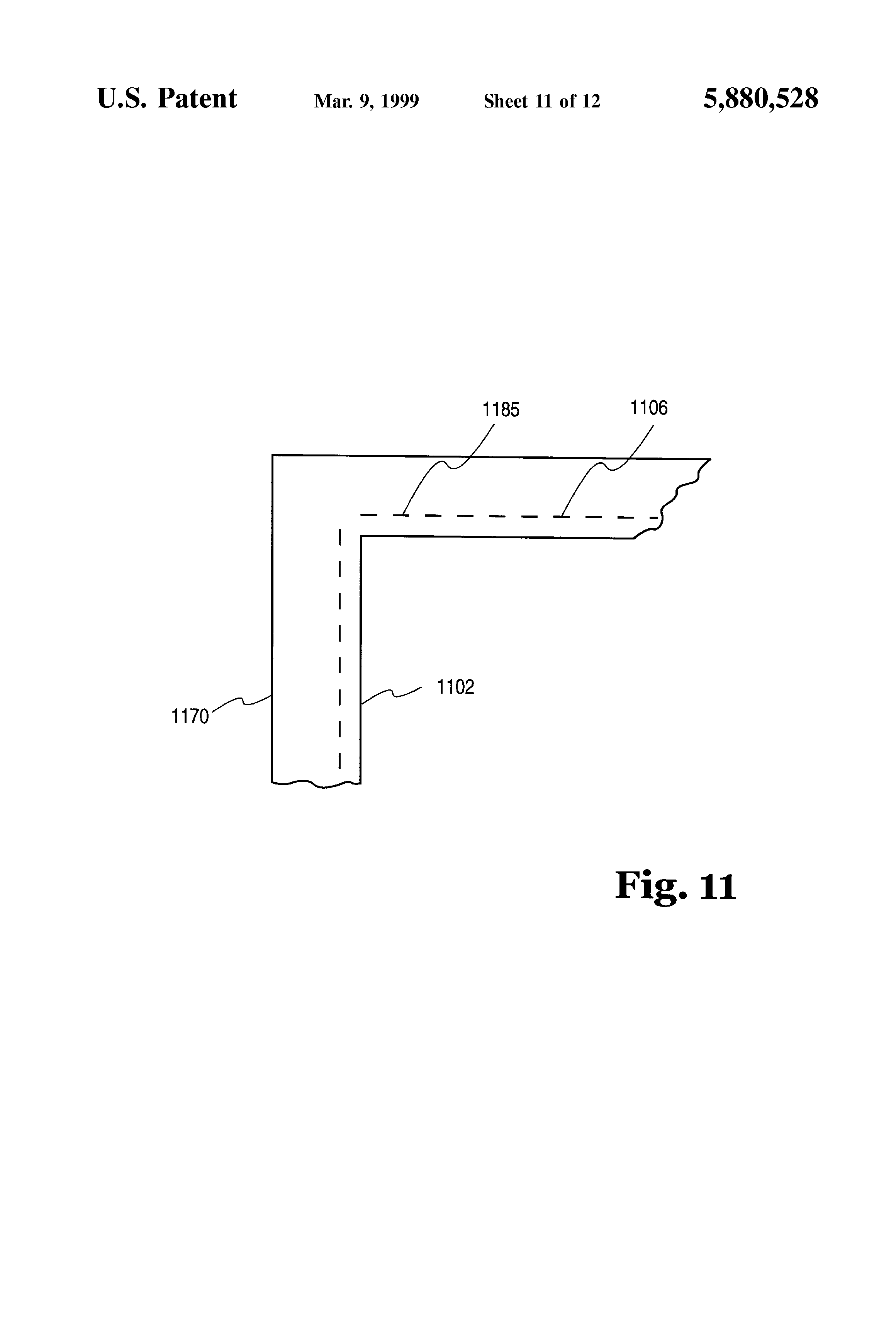 Patent Us5880528 Energy Absorbing Structures To Prevent Damage Invention Circuit Scribe Draw Circuits Instantly With Conductive Drawing