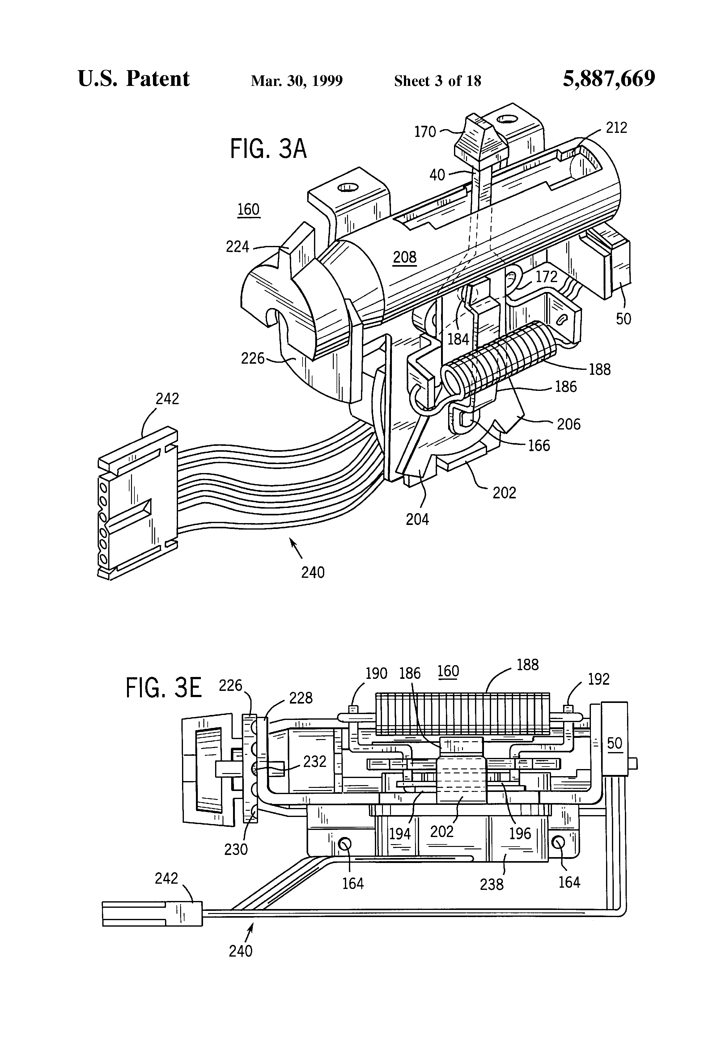 patent us5887669 - auxiliary hydraulic control system