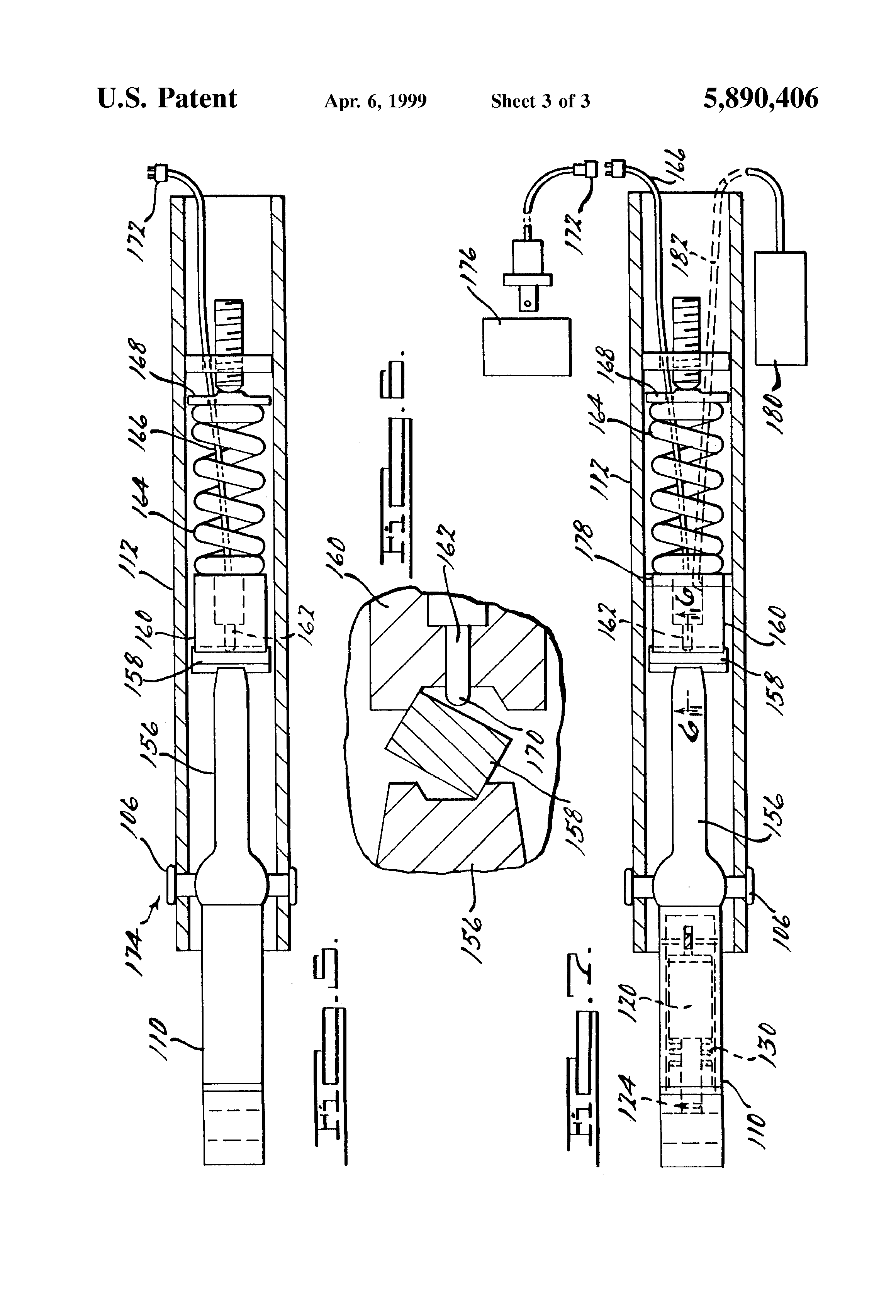Patent US5890406 - Electronic torque limiting and parts ...