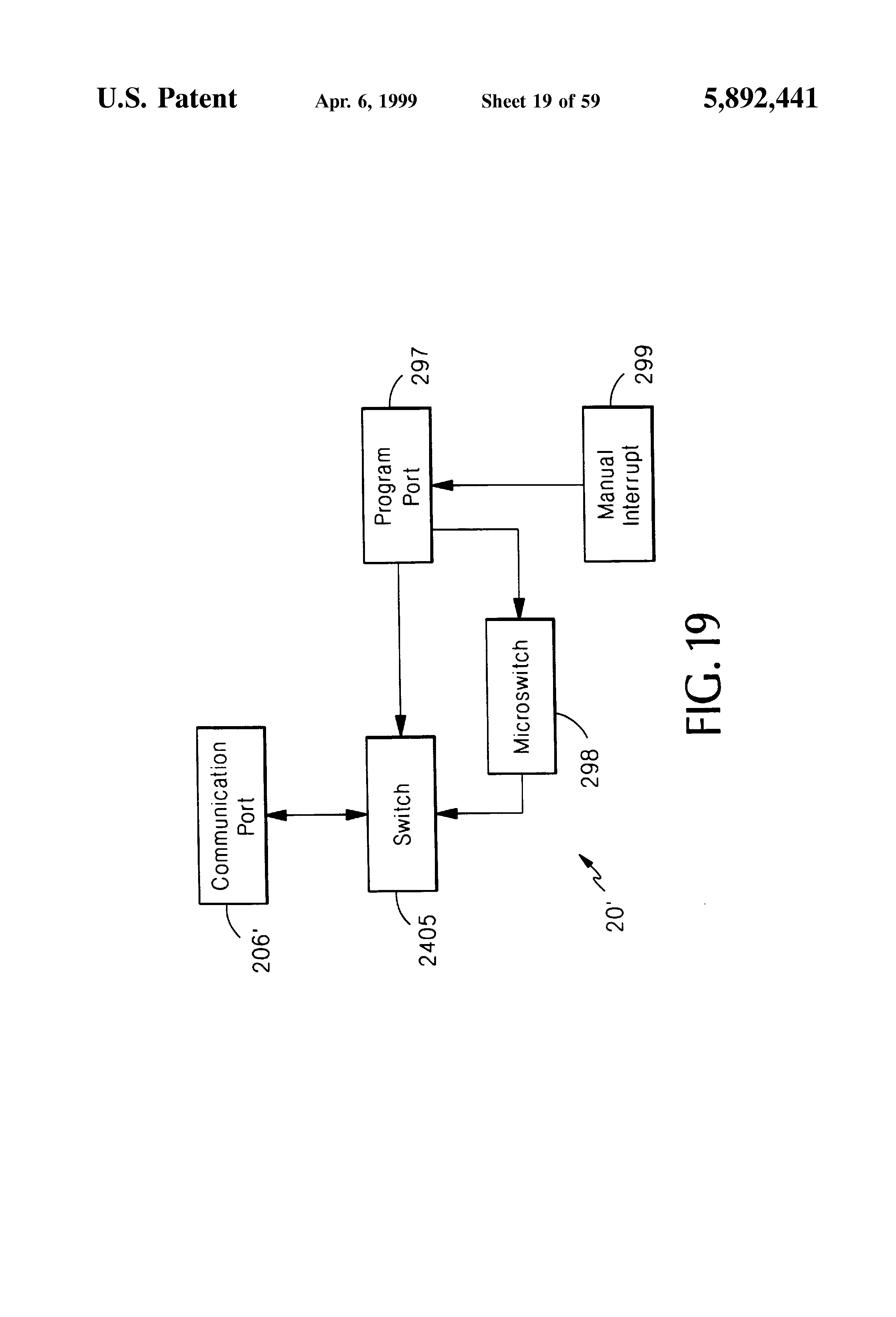 Patent Us5892441 Sensing With Active Electronic Tags Google Patents Circuit Gpsreceiver Communicationcircuit Diagram Drawing