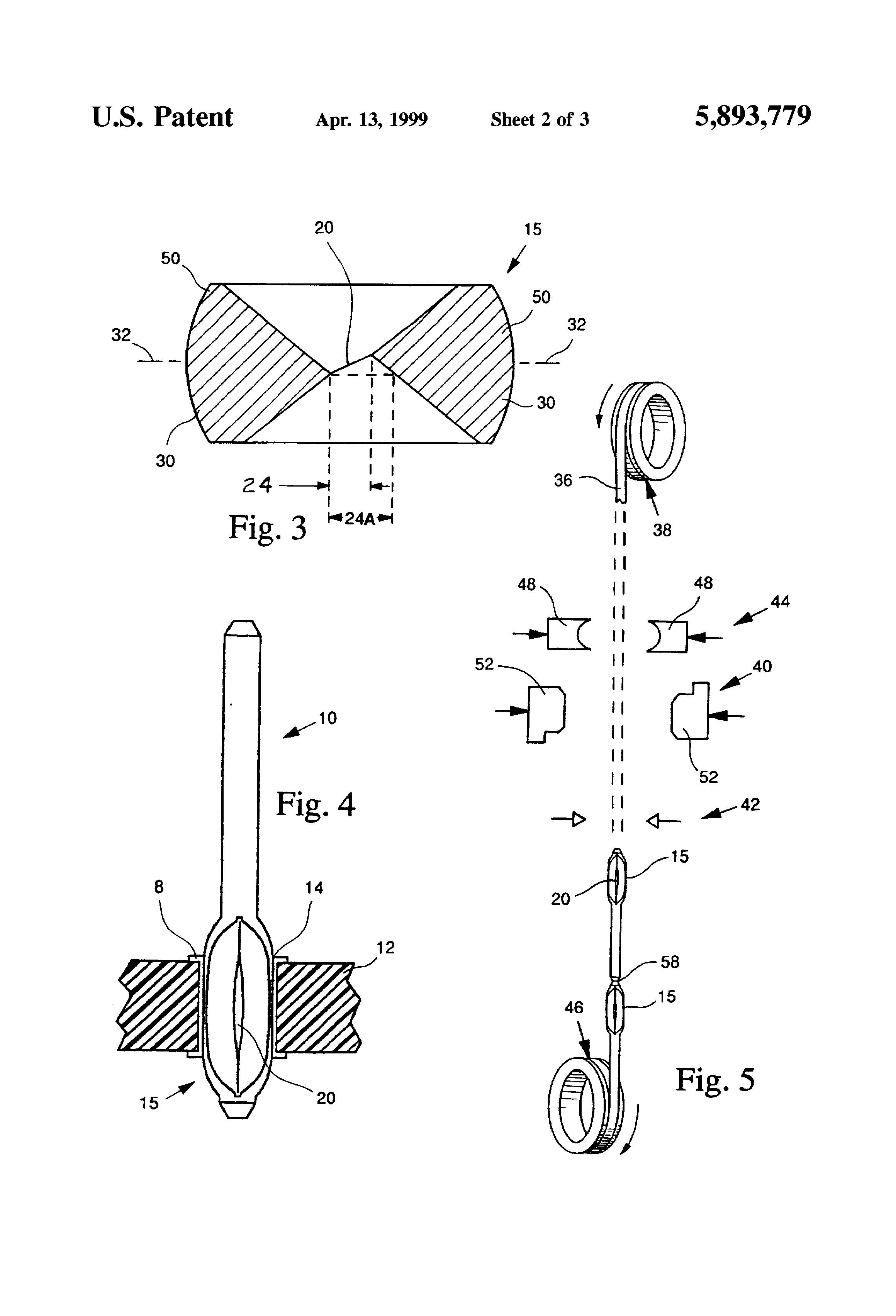 patent us5893779
