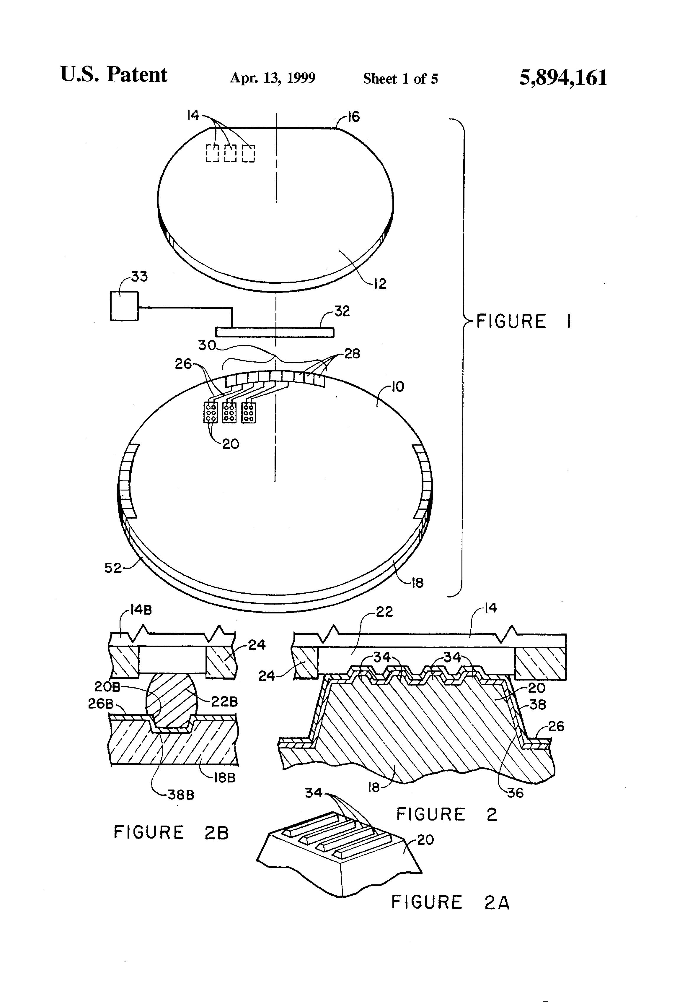patent us5894161