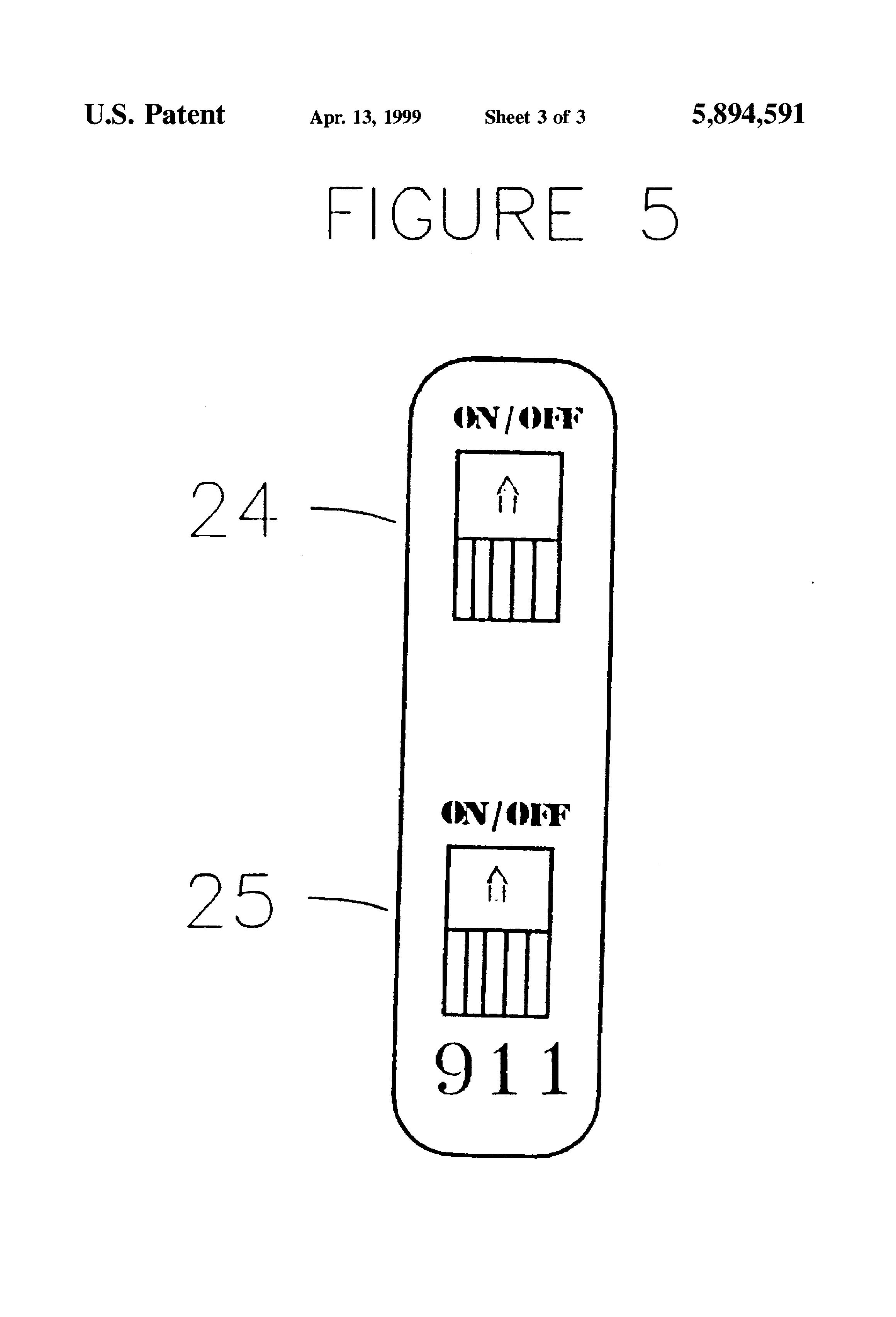 patent us5894591
