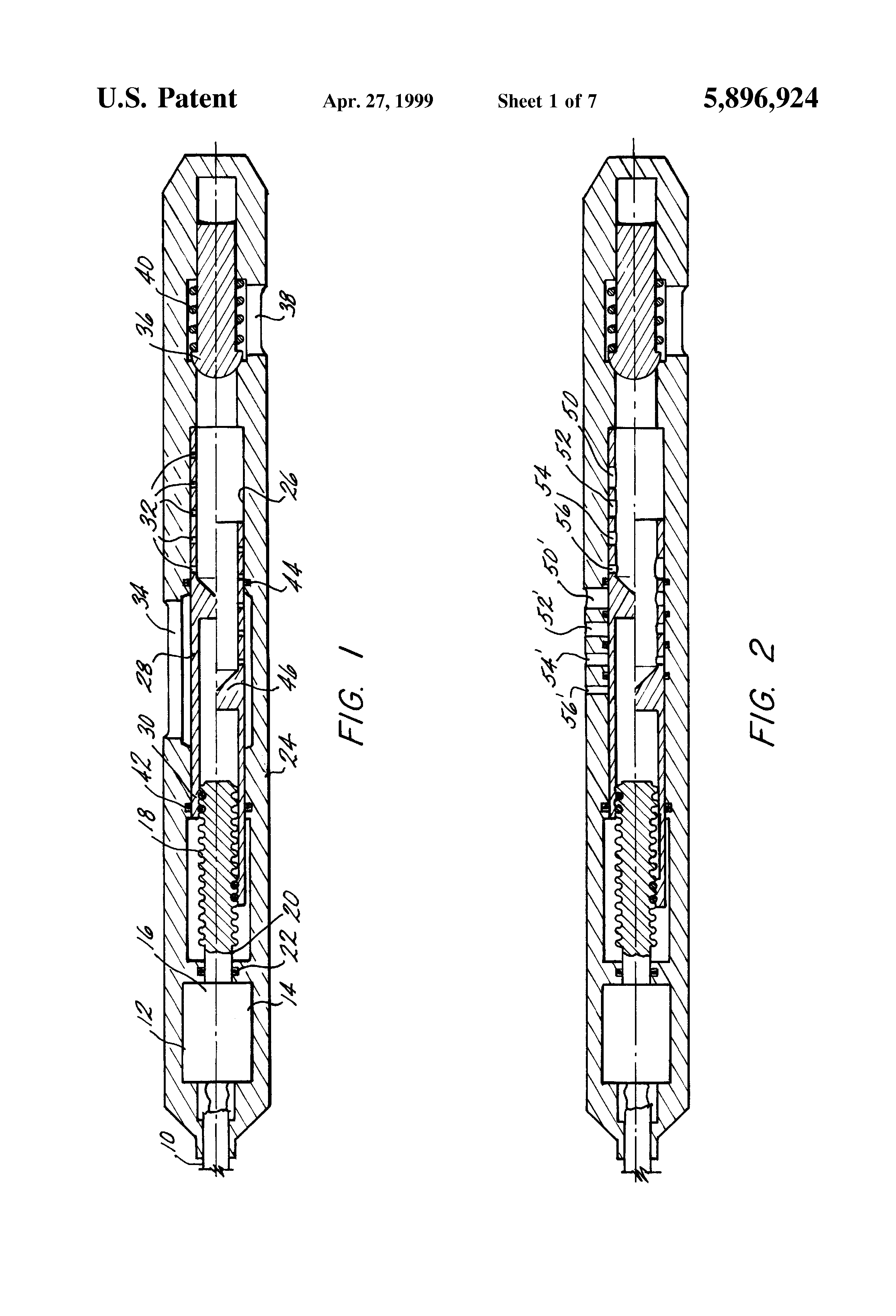 patent us5896924 - computer controlled gas lift system
