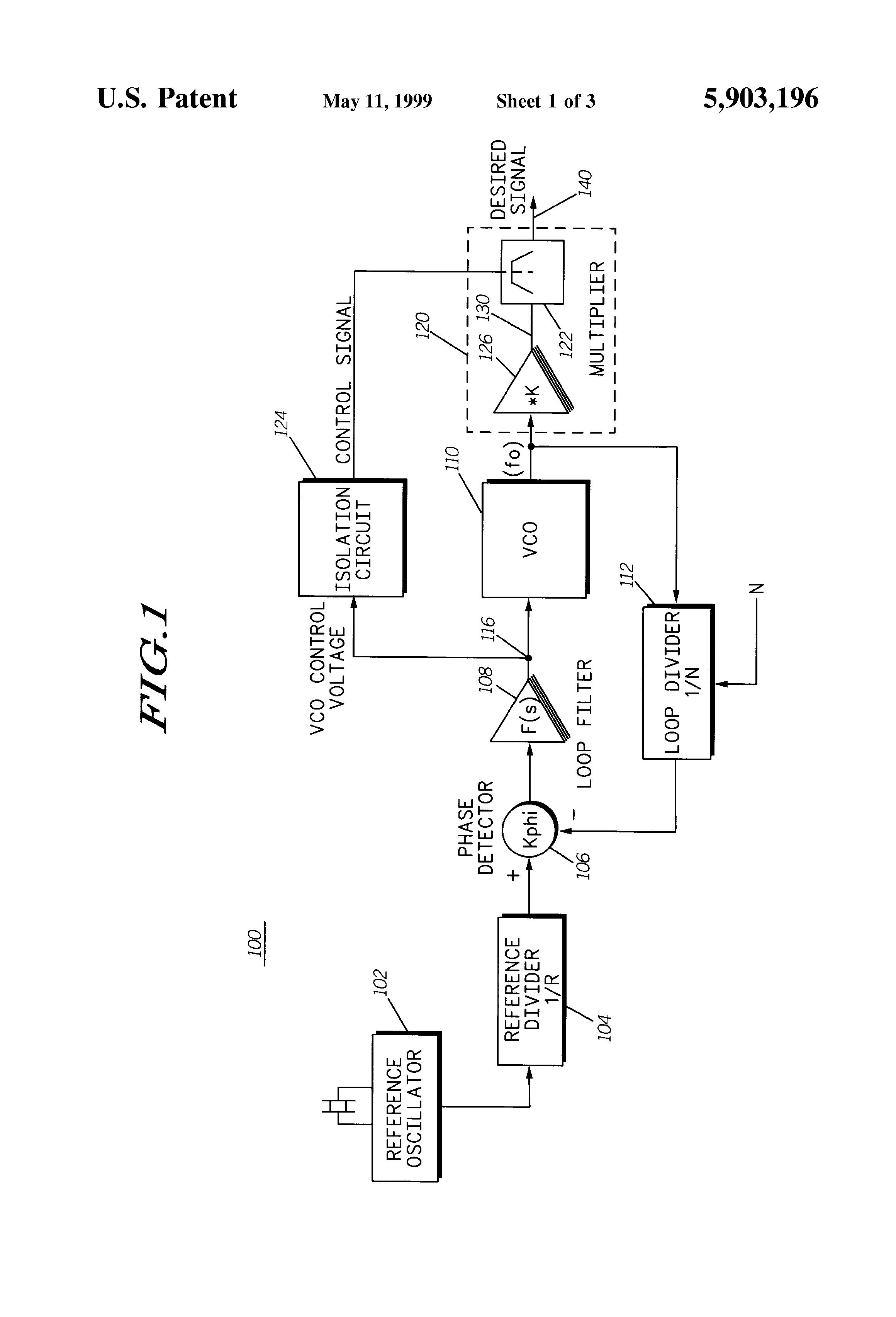 patent us5903196
