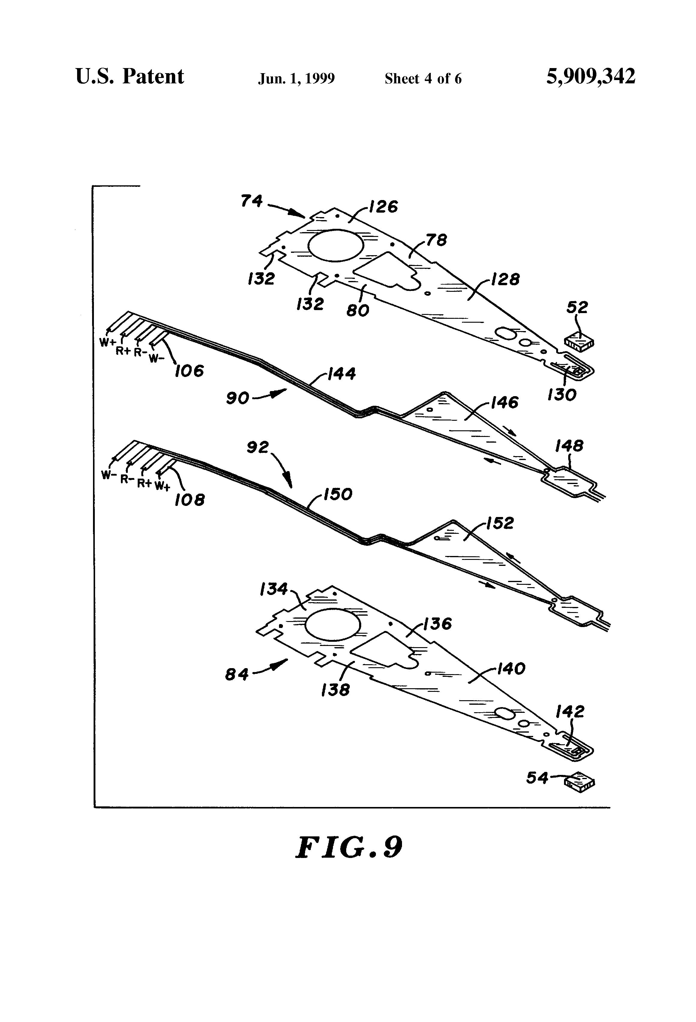 patent us5909342