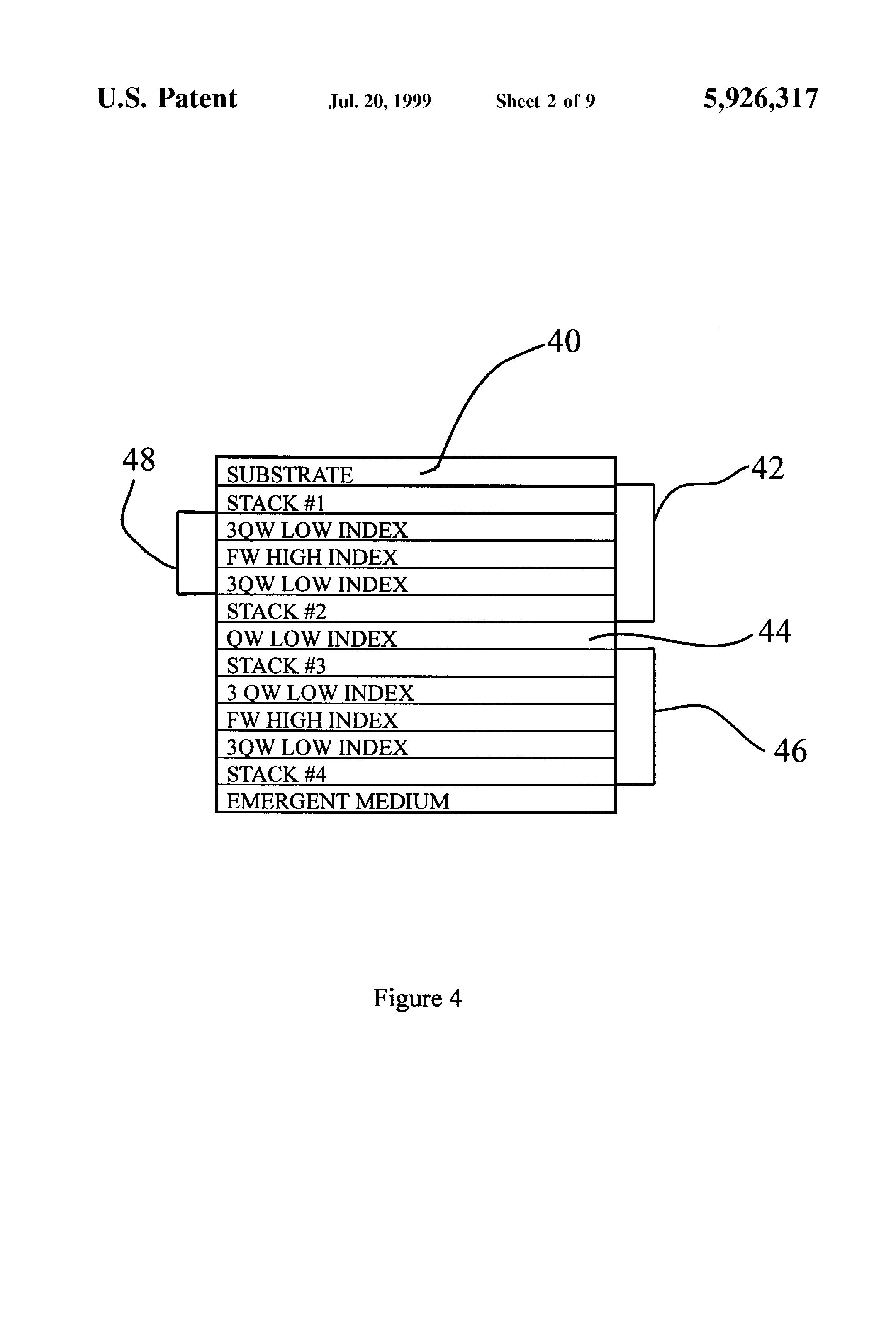 patent us5926317