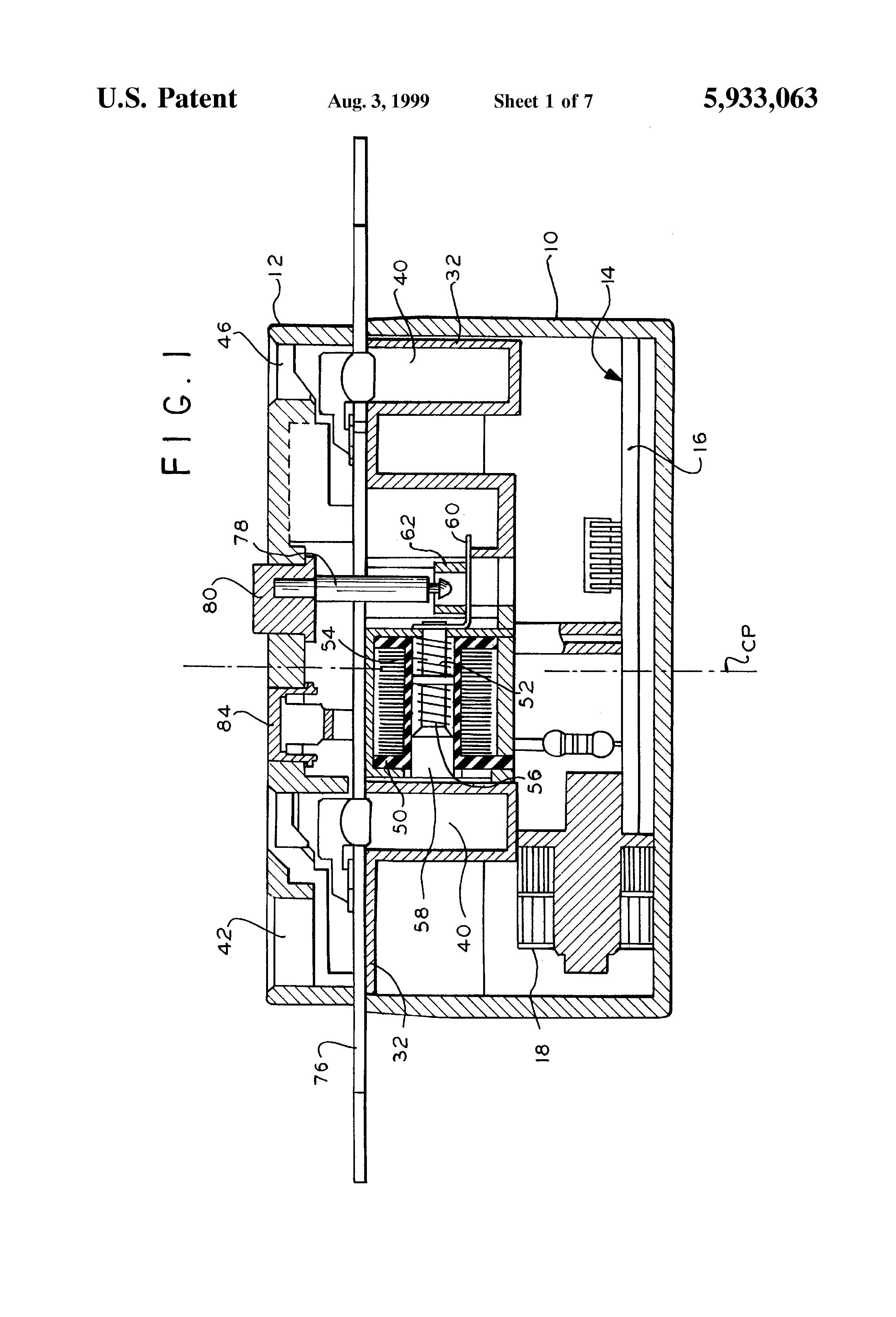 patent us5933063