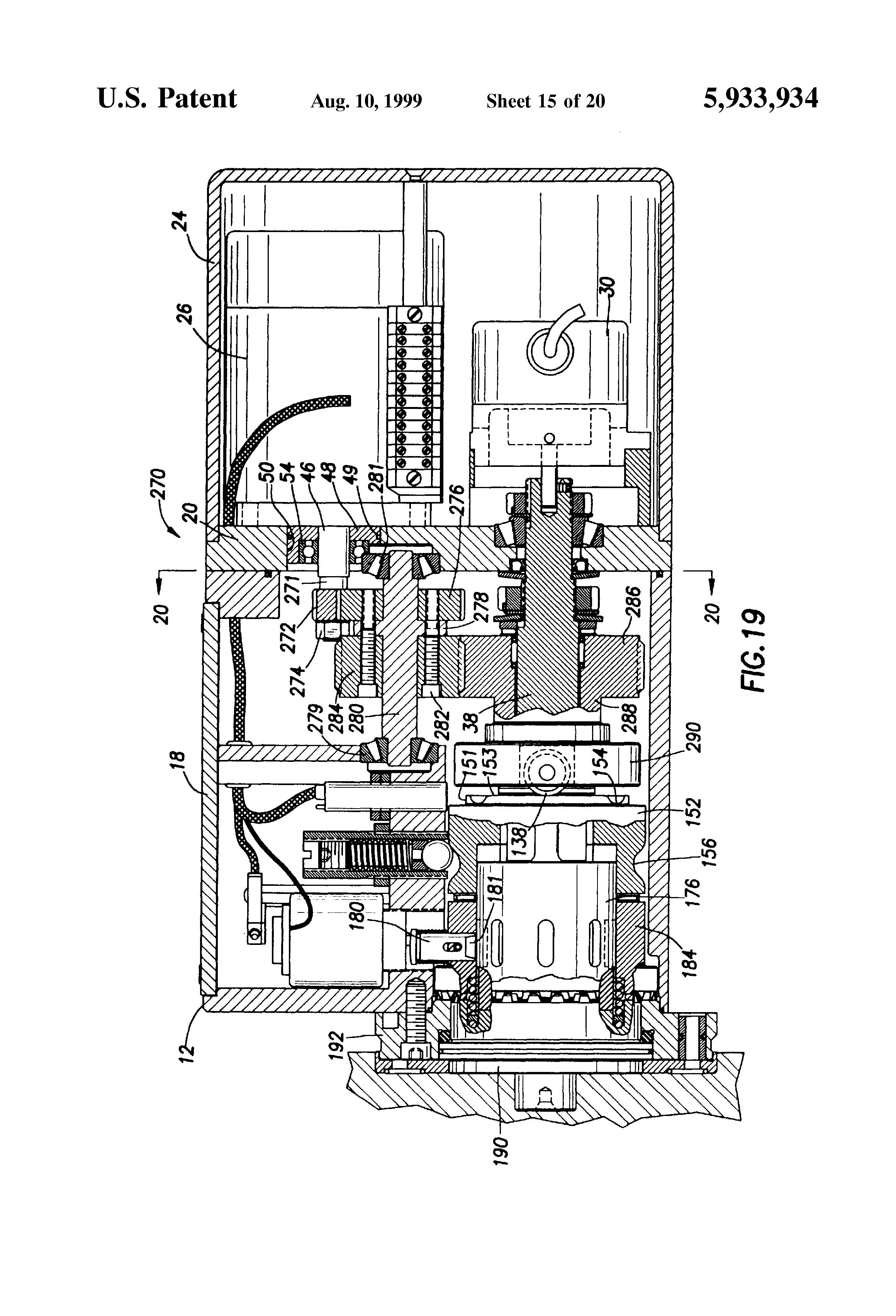 patent us5933934