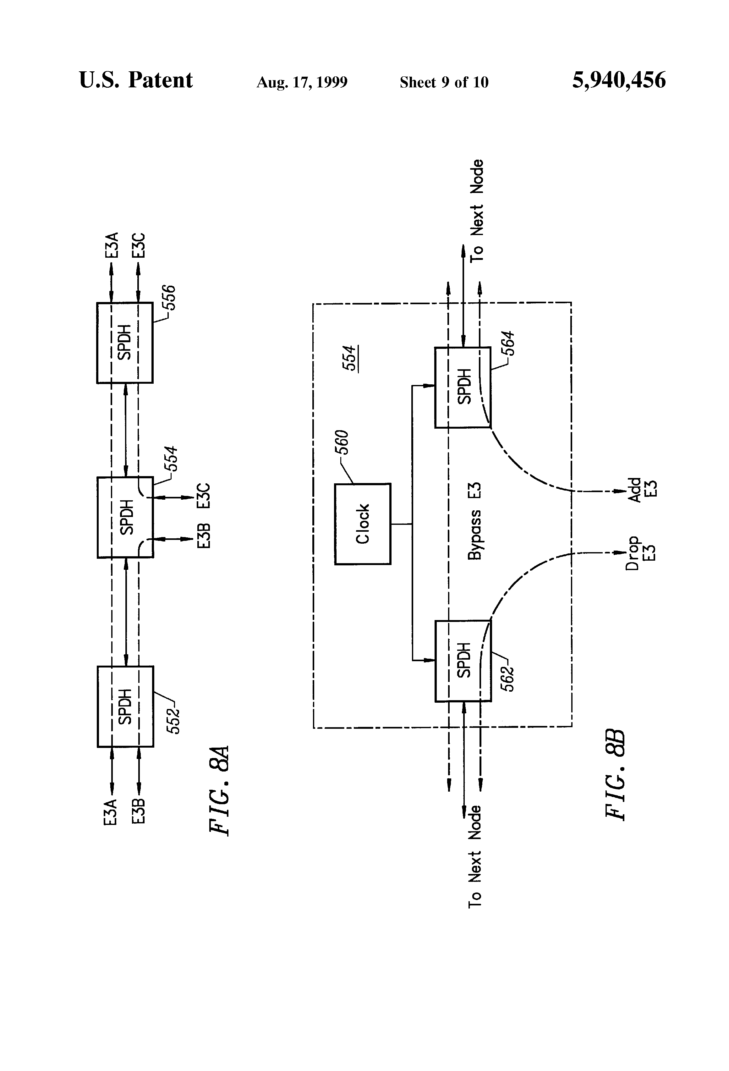Patent Us5940456 Synchronous Plesiochronous Digital Hierarchy General Block Diagram Of Multiplexer Drawing