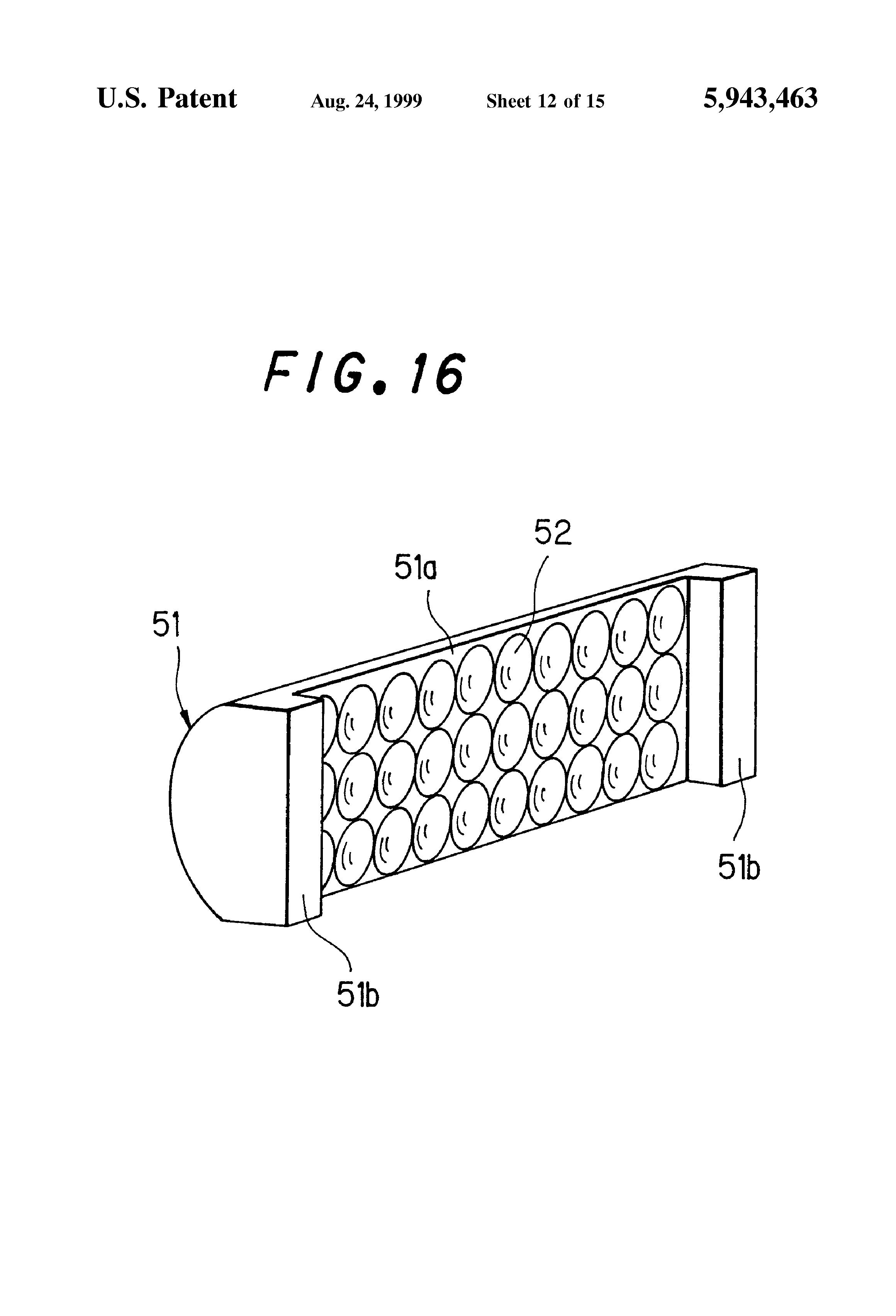 patent us5943463