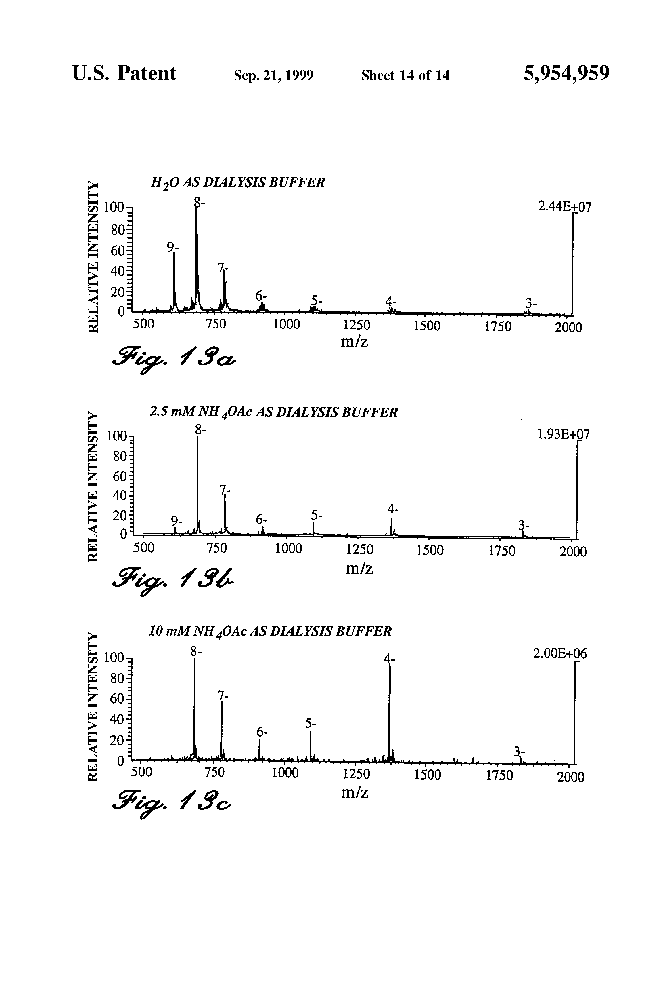 U Molecular Weight Patent US5954959 - Mic...