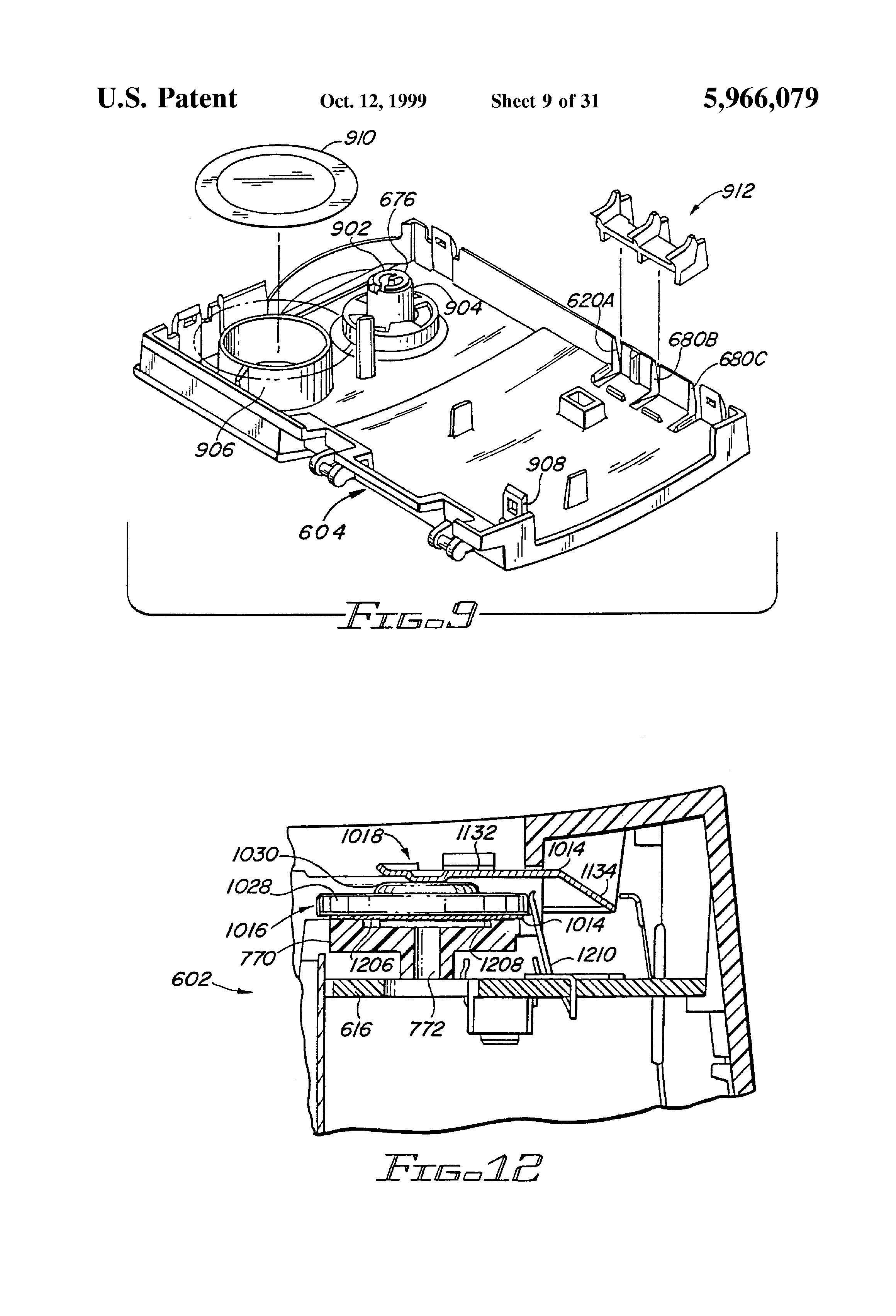 patente us5966079