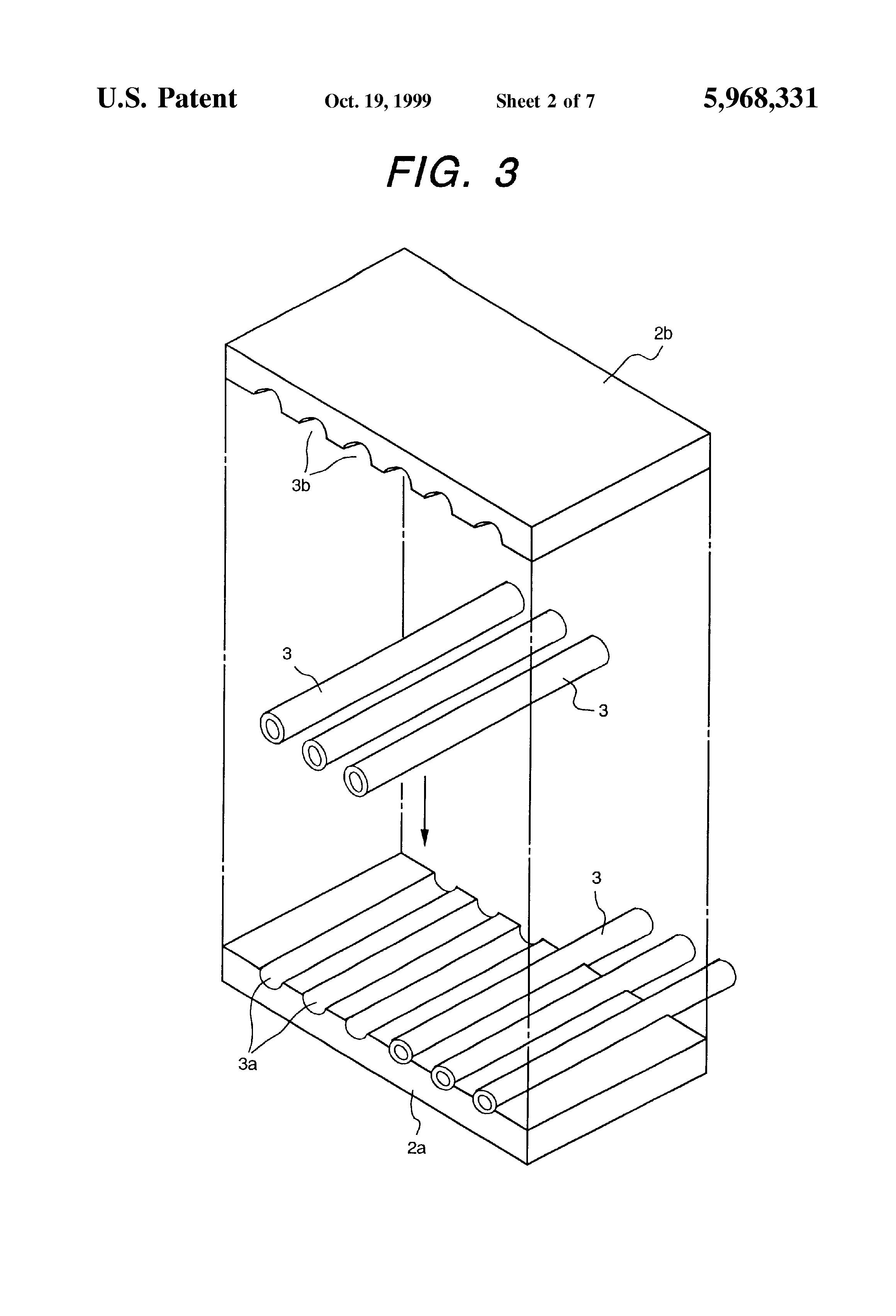 patent us5968331