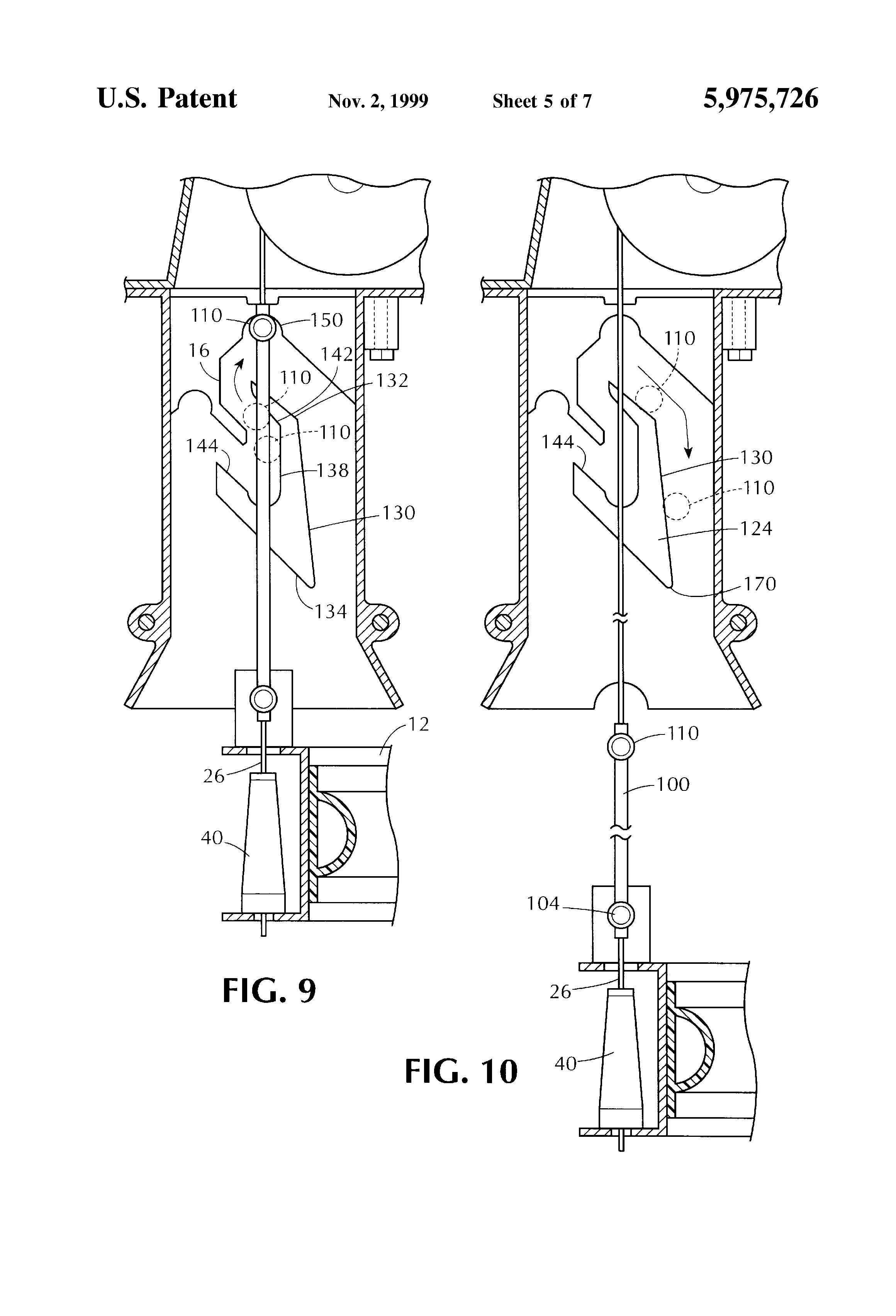 Patent Us5975726 - High Mast Lighting System