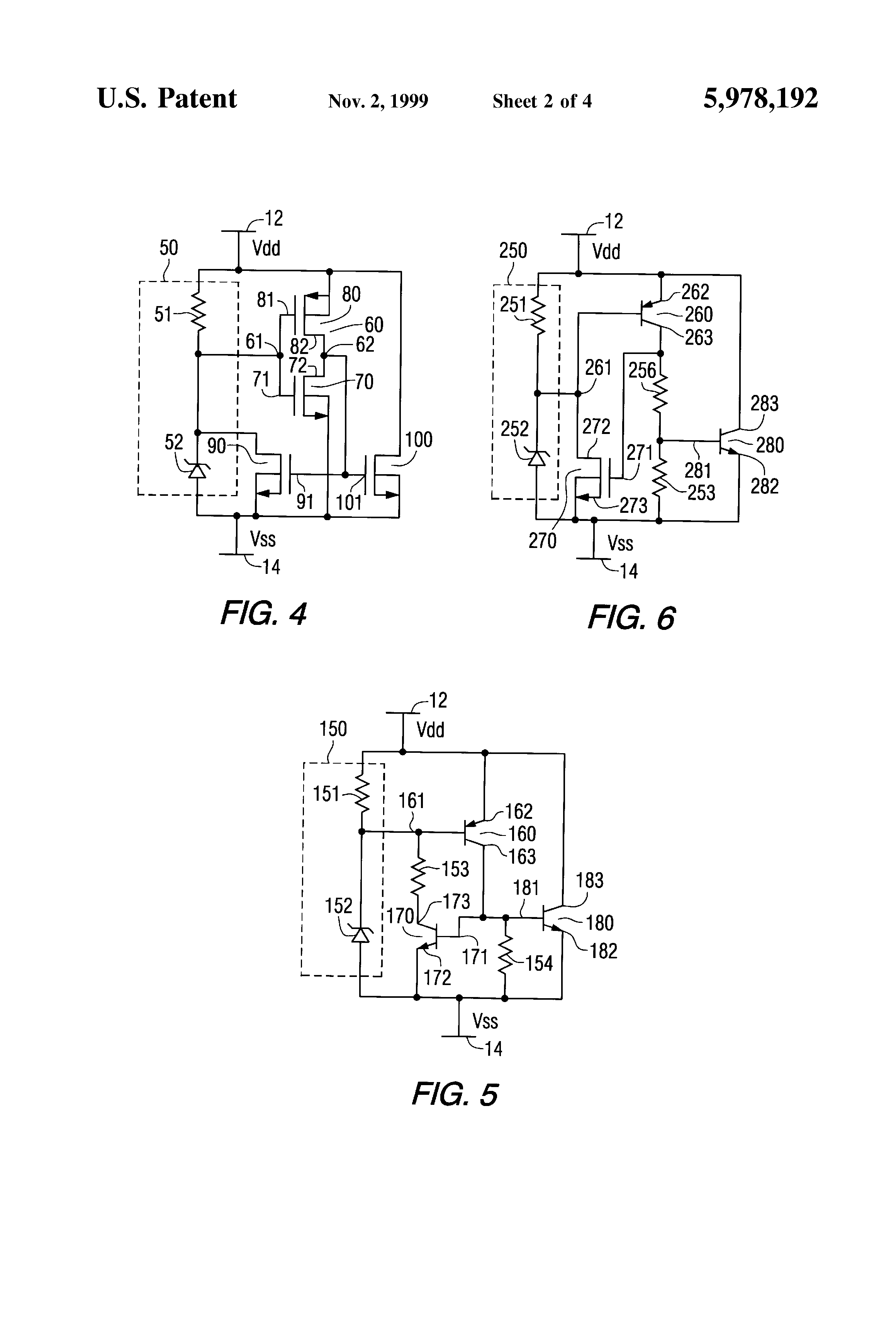 circuits and the response of these integrated circuits ic to esd