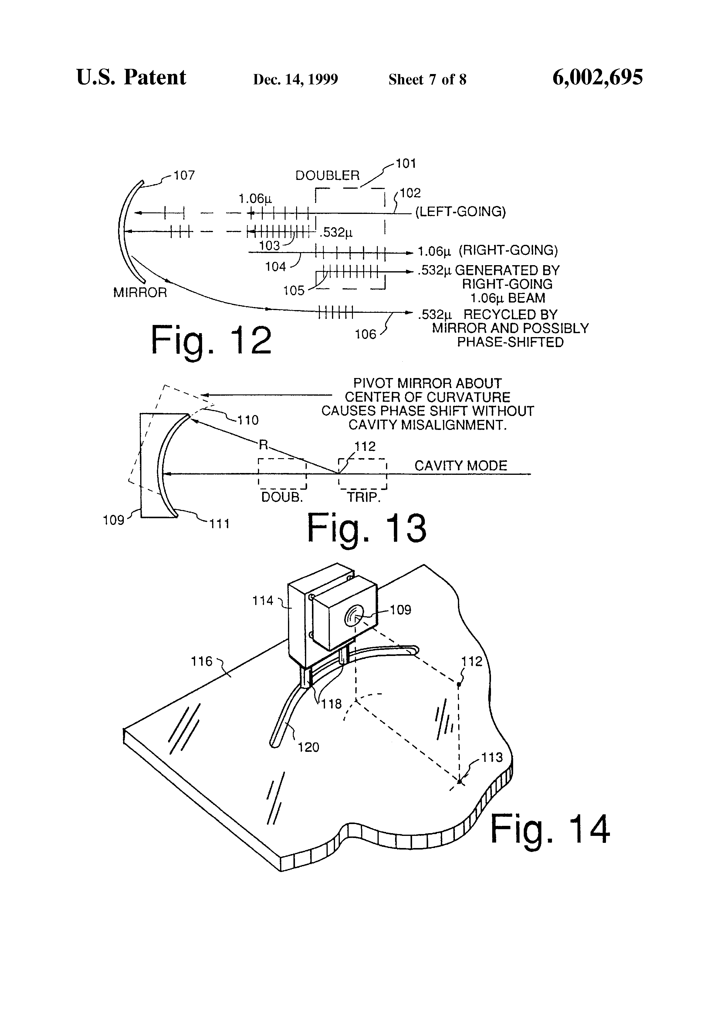 Patent Us6002695 High Efficiency High Repetition Rate