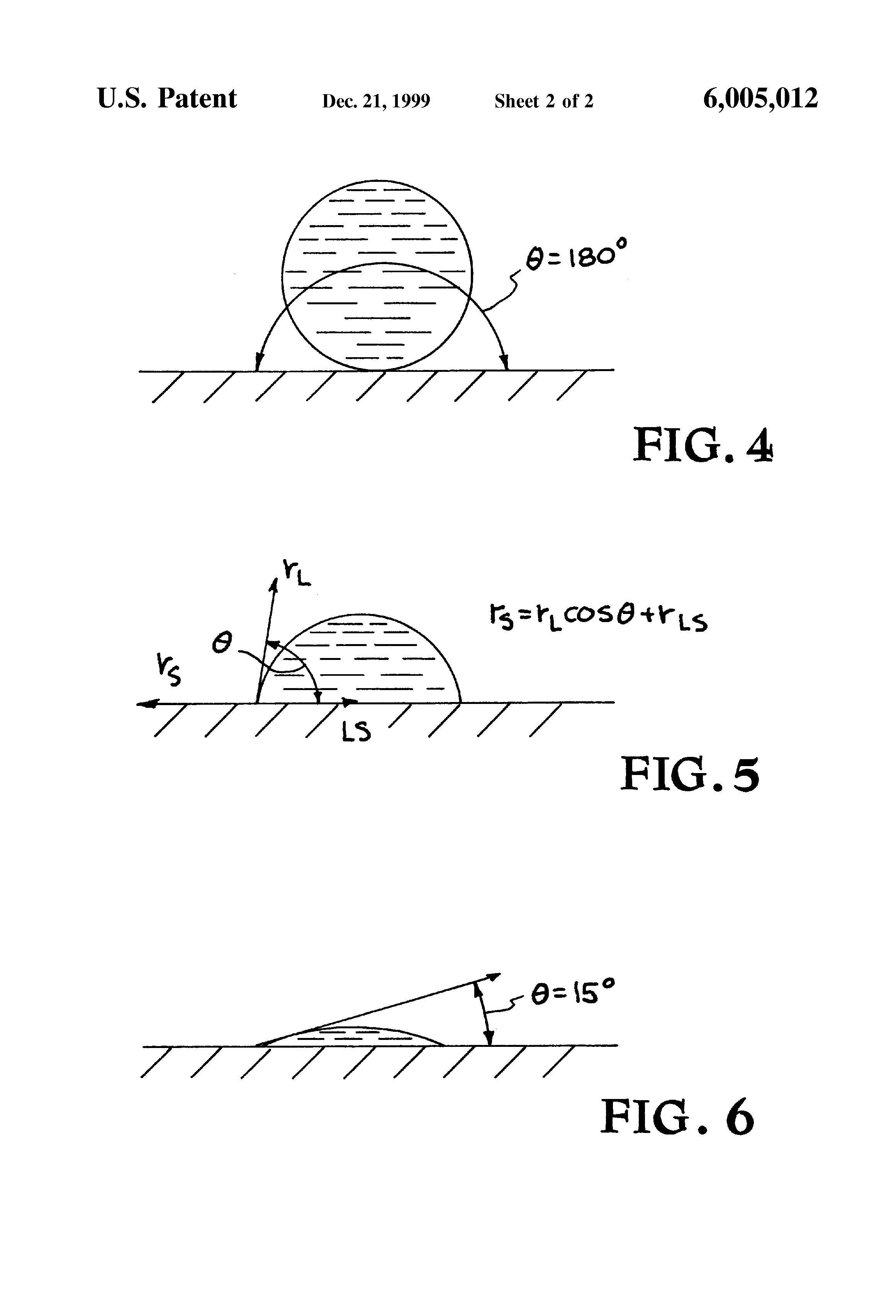 Patent US6005012 - Method for producing hydrophobic aerogels