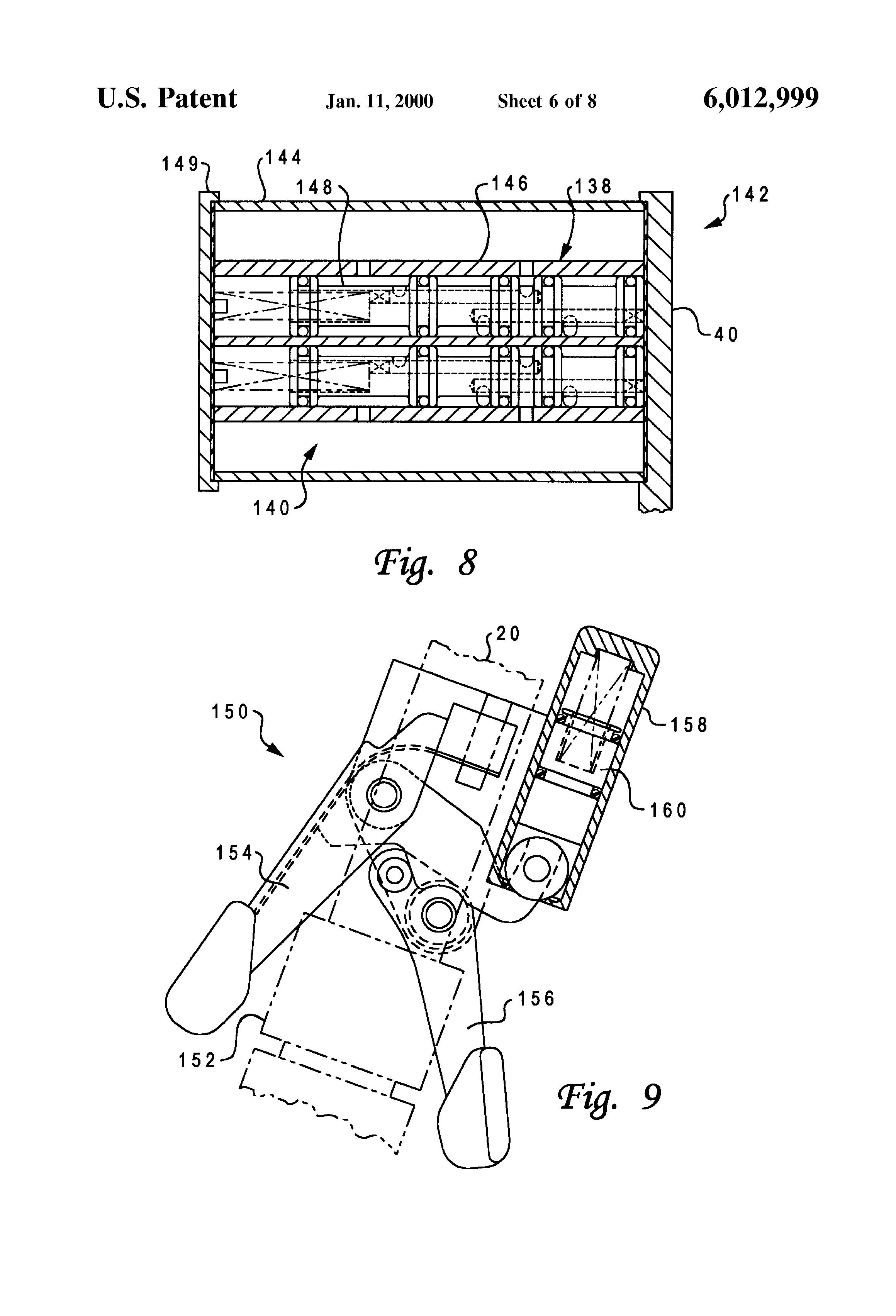 patent us6012999