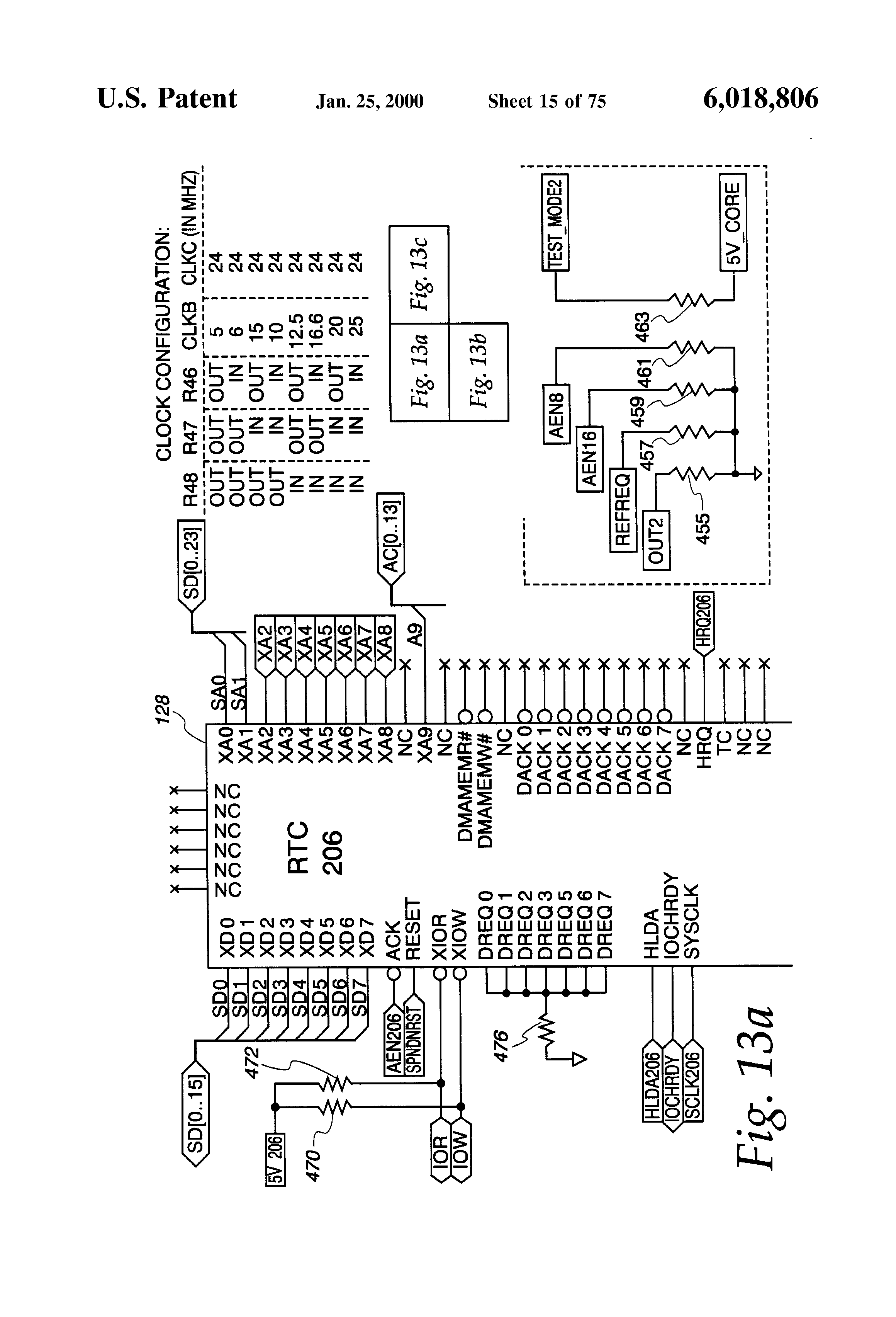 patent us6018806 method and system for rebooting a computer corrupted memory using an