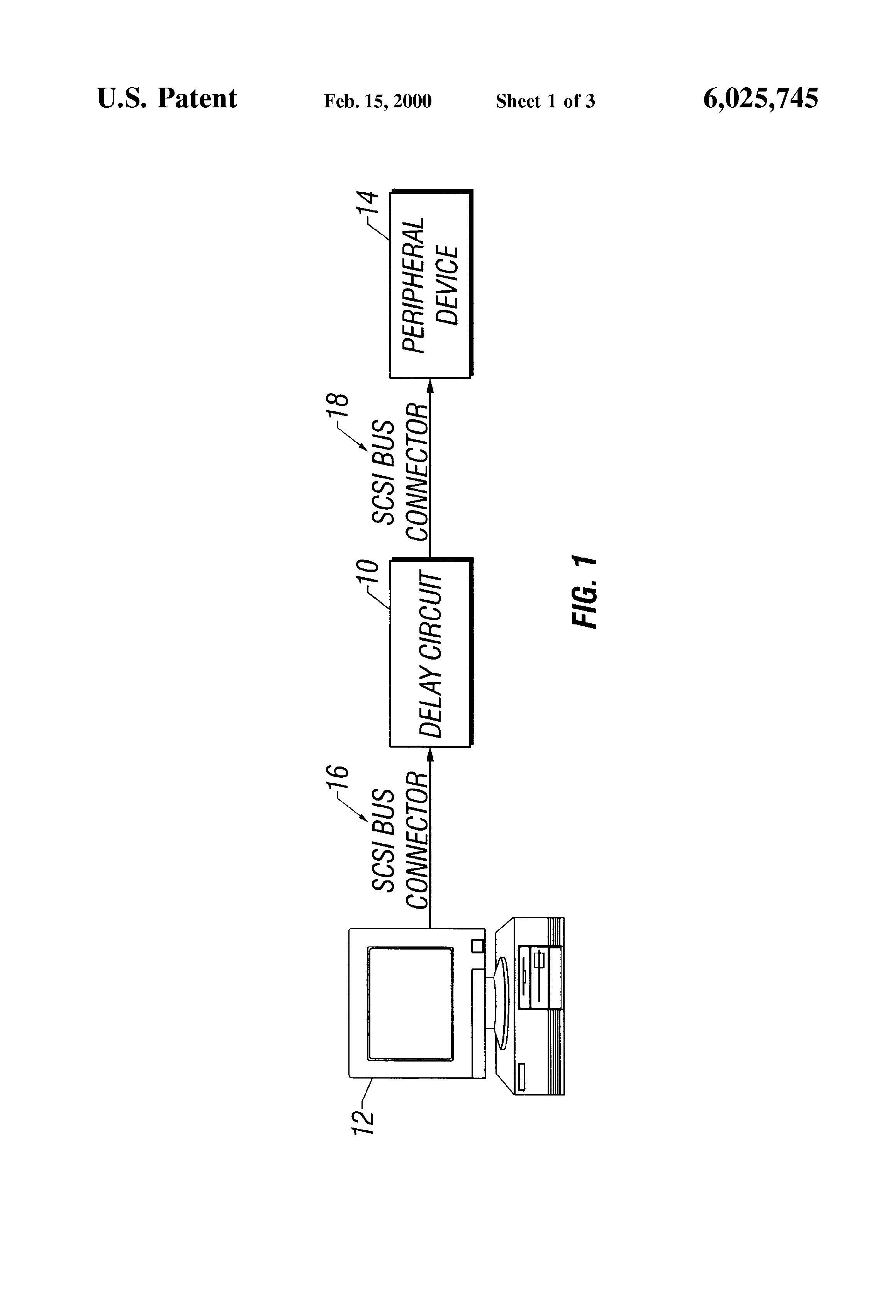 patent us6025745