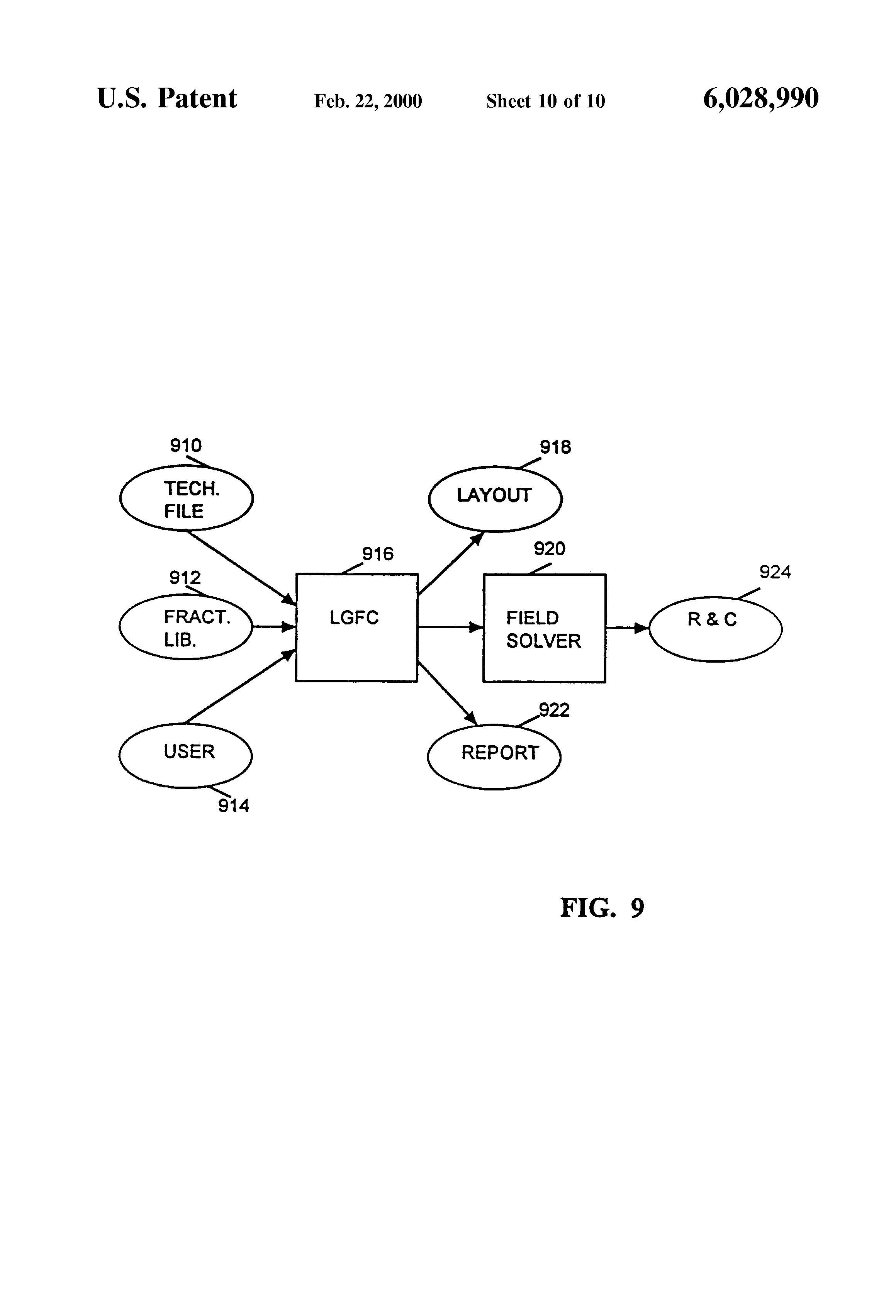 patent us6028990