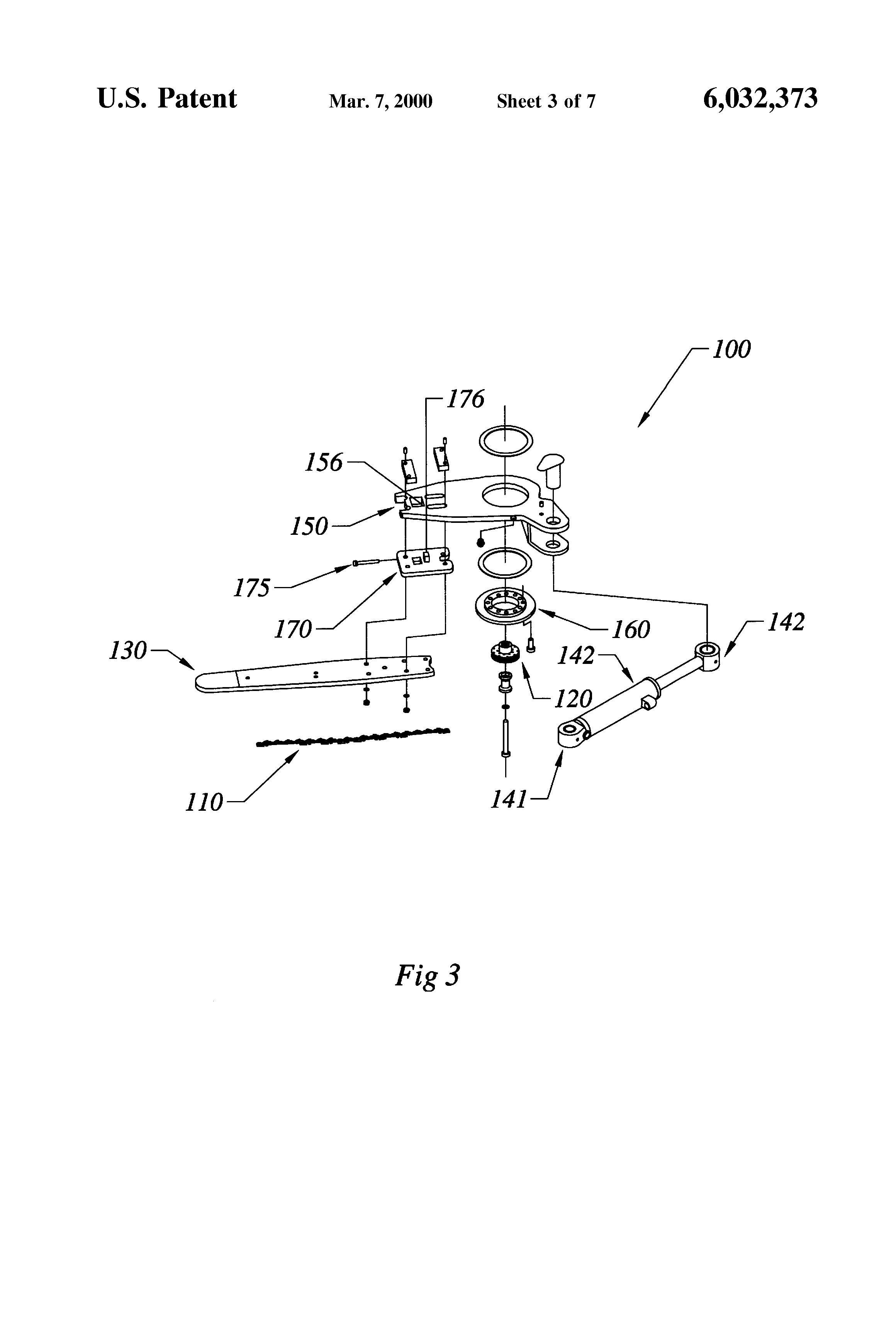 Patent Us6032373 Methods And Apparatus For Adjusting Chain Saw Husqvarna 325 Chainsaw Engine Diagram Drawing